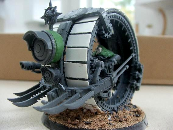 Doomwheel, Kitbash, Mutant