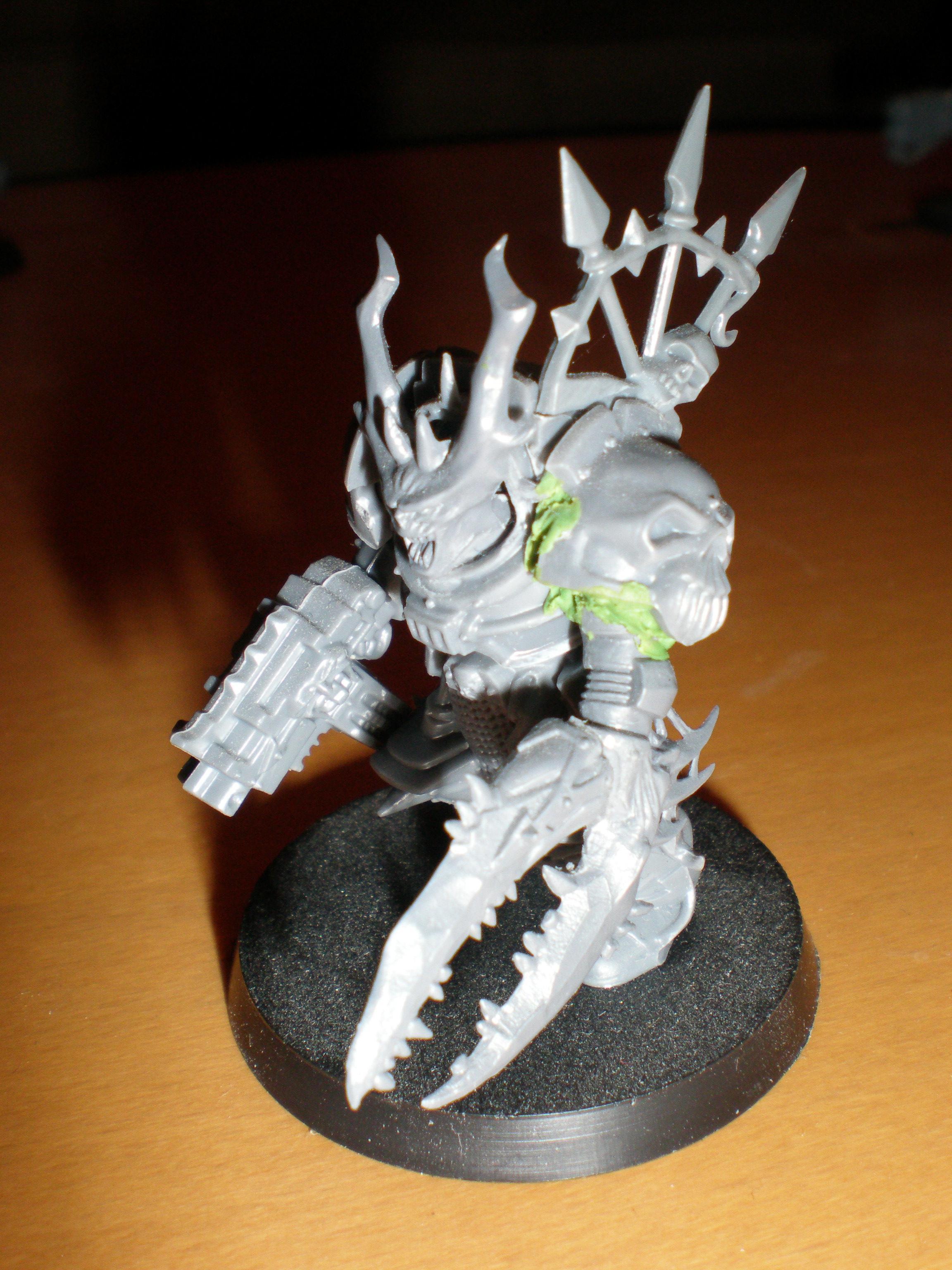 Chaos, Kit Bash, Warhammer 40,000