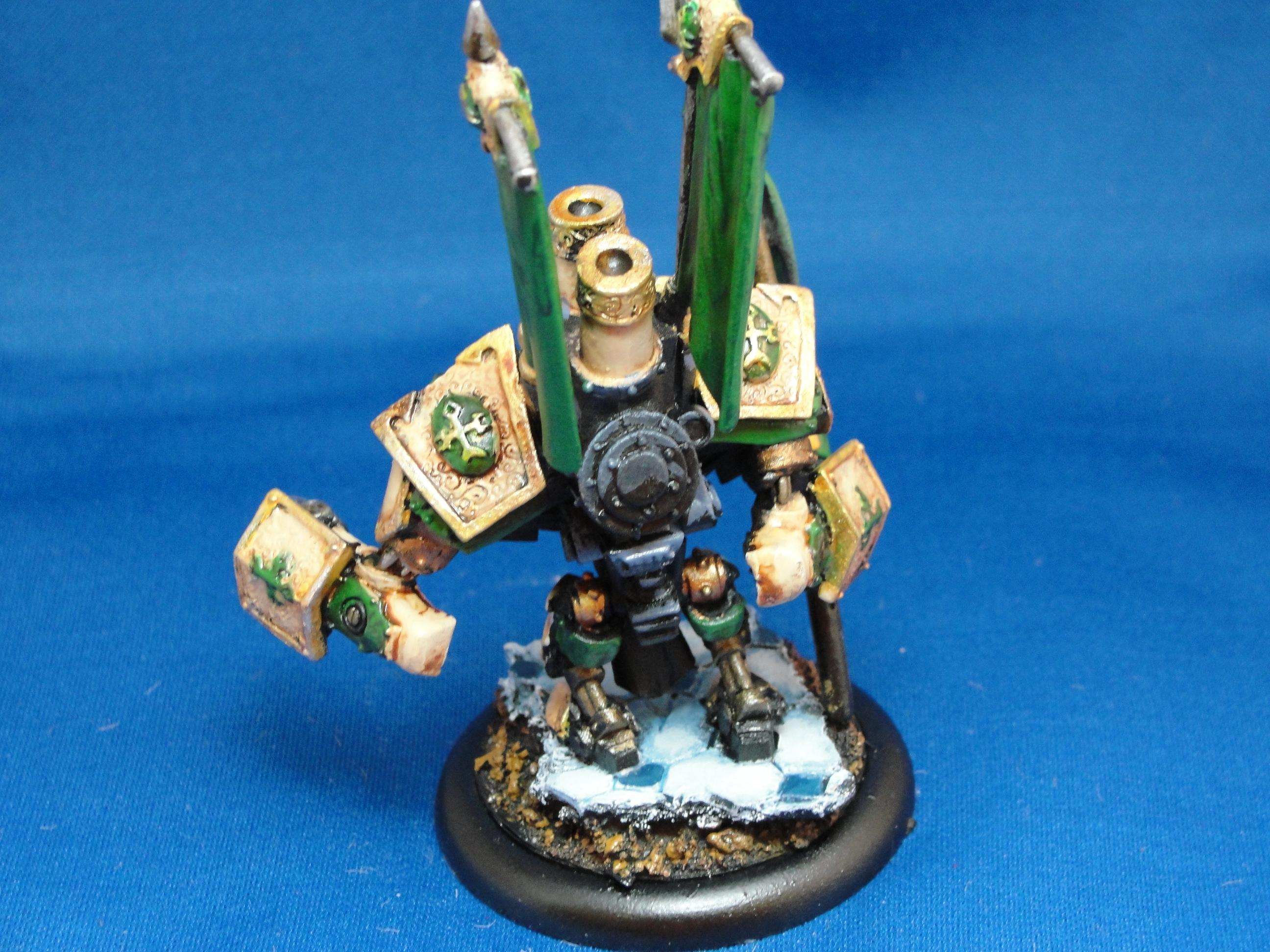 Warmachine, Protectorate of Menoth, Warjack, Guardian