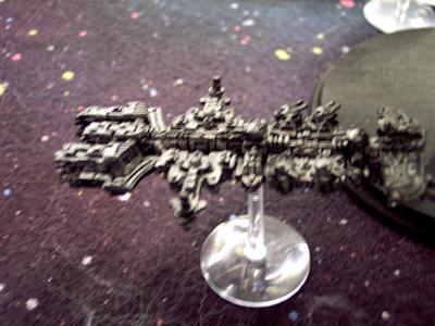 2004, Battlefleet Gothic, Blurred Photo, Danger Planet, Not My Photo, Tau