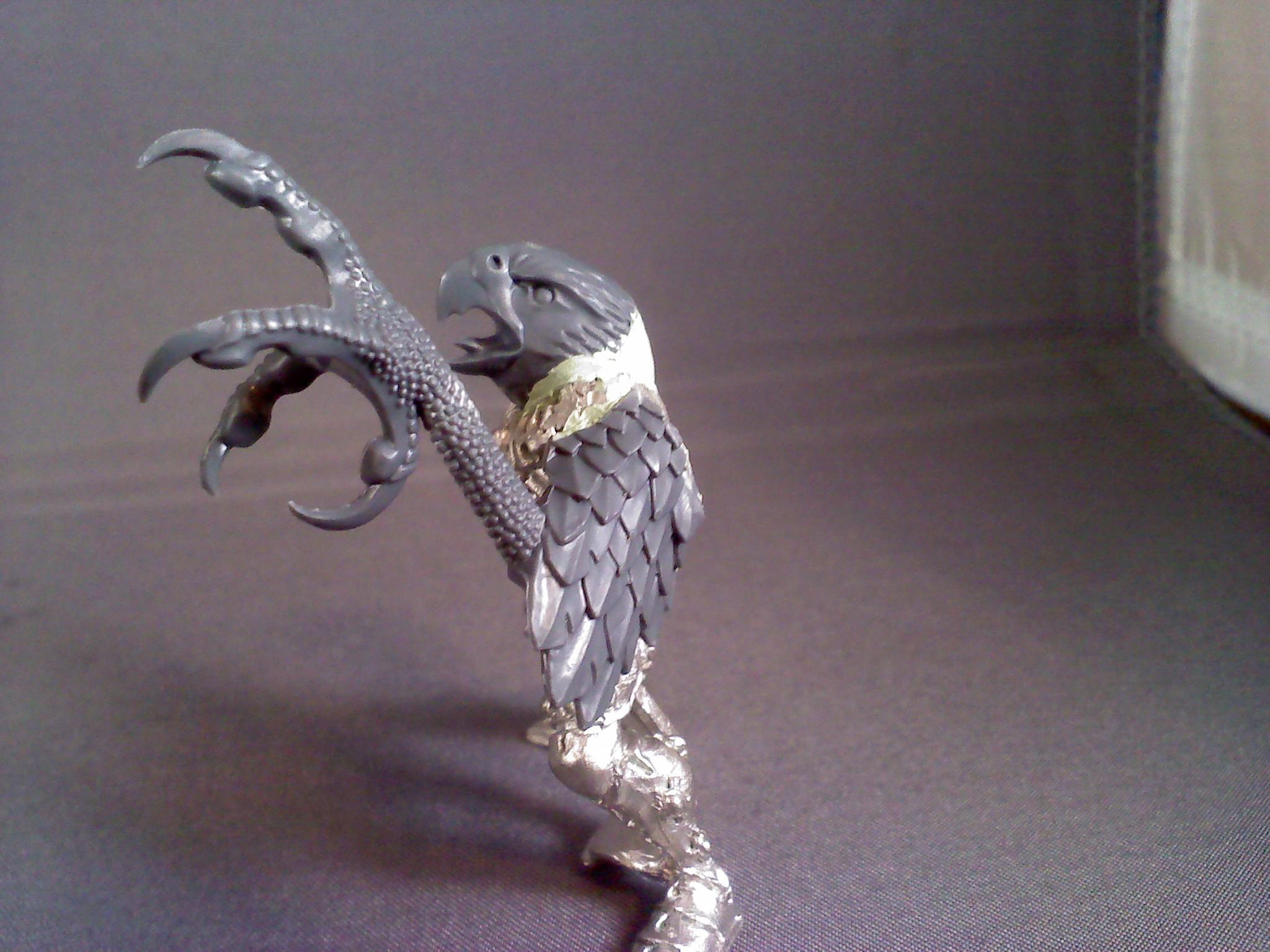 WIP Avatar of the Hawk