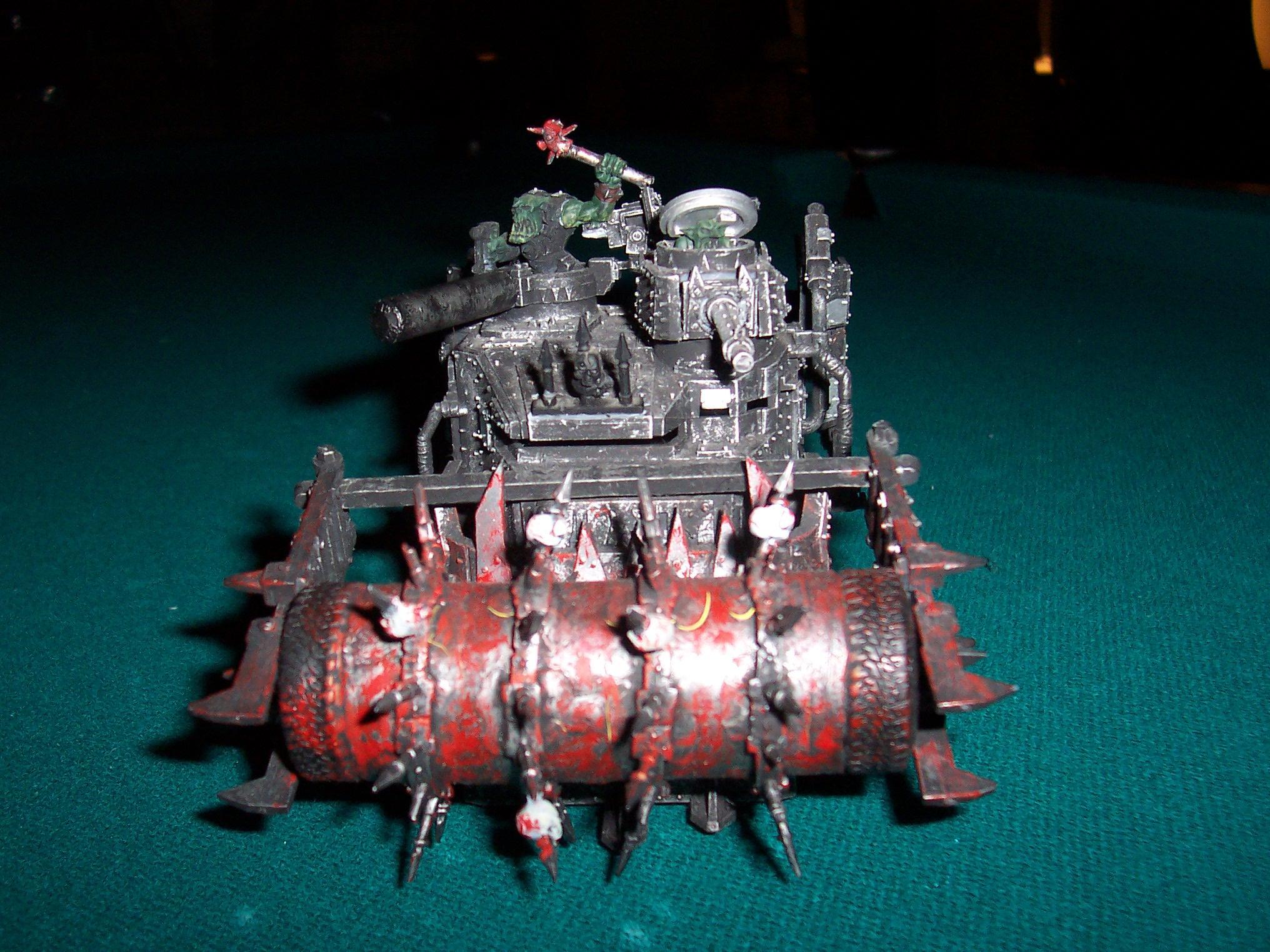 Battlewagon, Wagon, Battlewagon