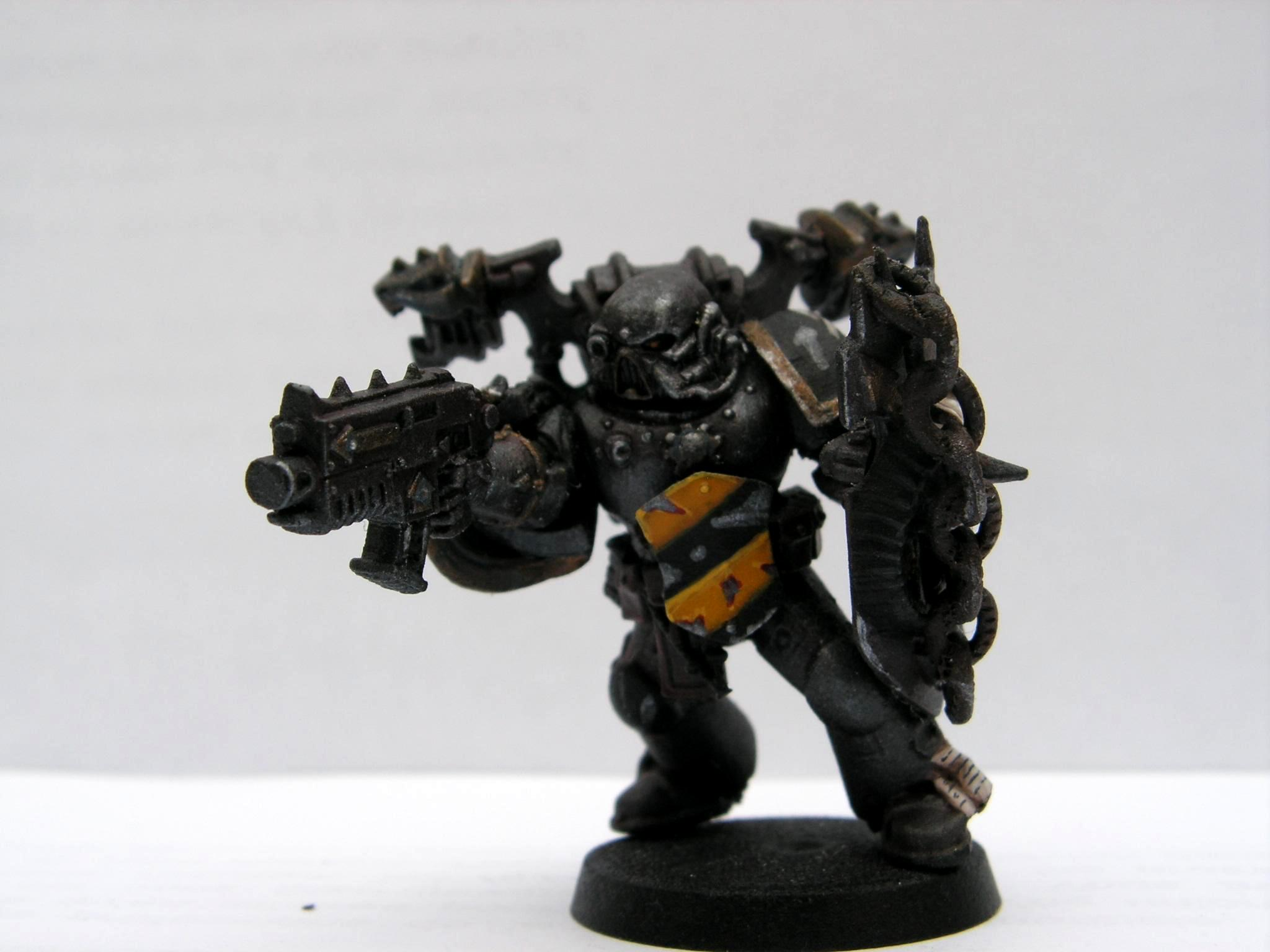 Chaos, Chaos Space Marines, Iron Warriors