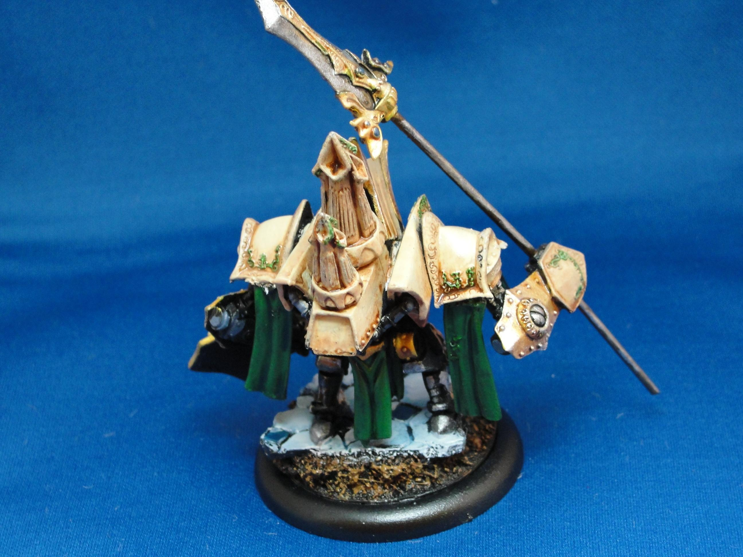Warmachine, Protectorate of Menoth, Warjack, Avatar of Menoth