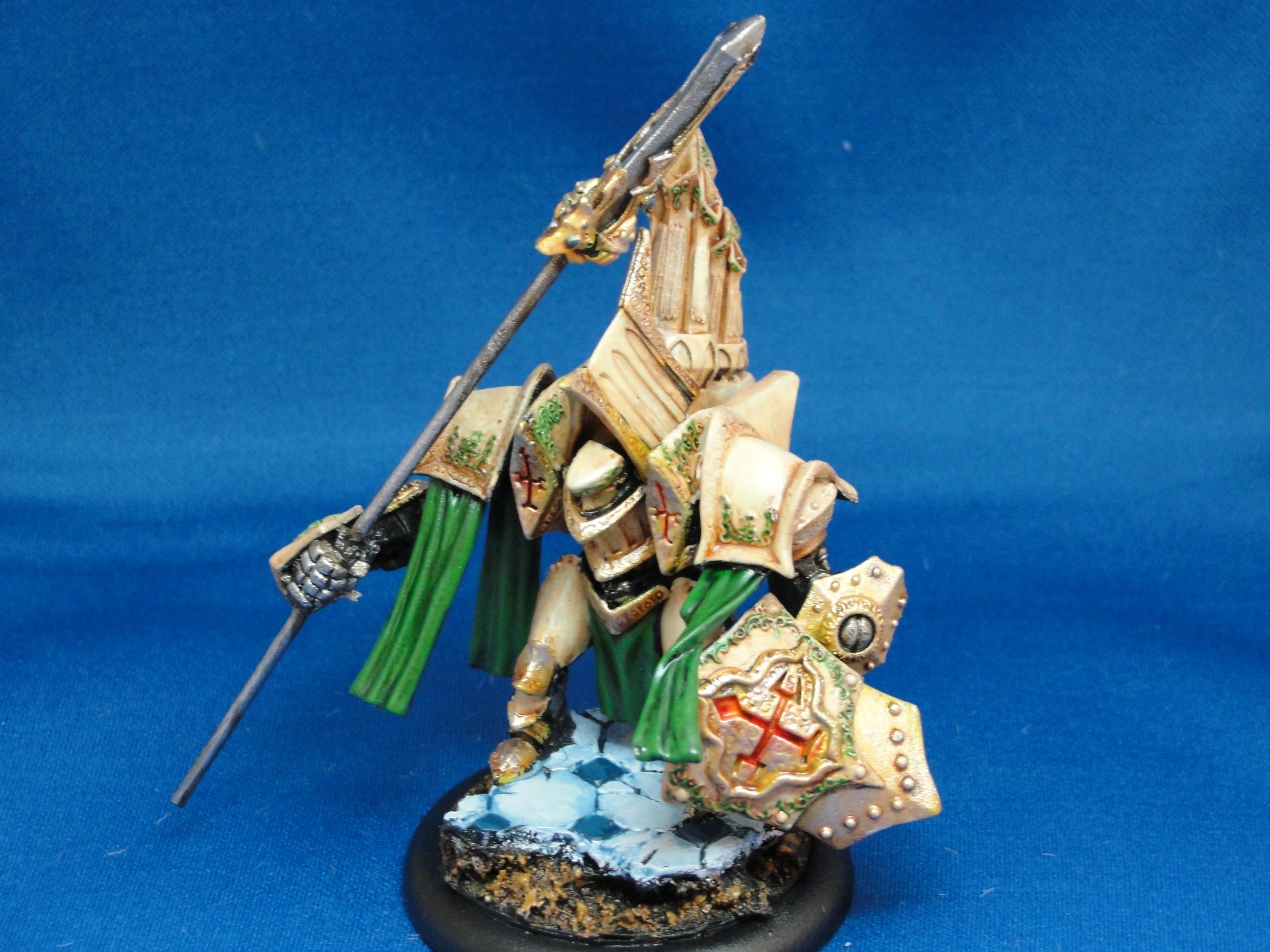 Warmachine, Protectorate of Menoth, Warjack, Avatar of Menoth