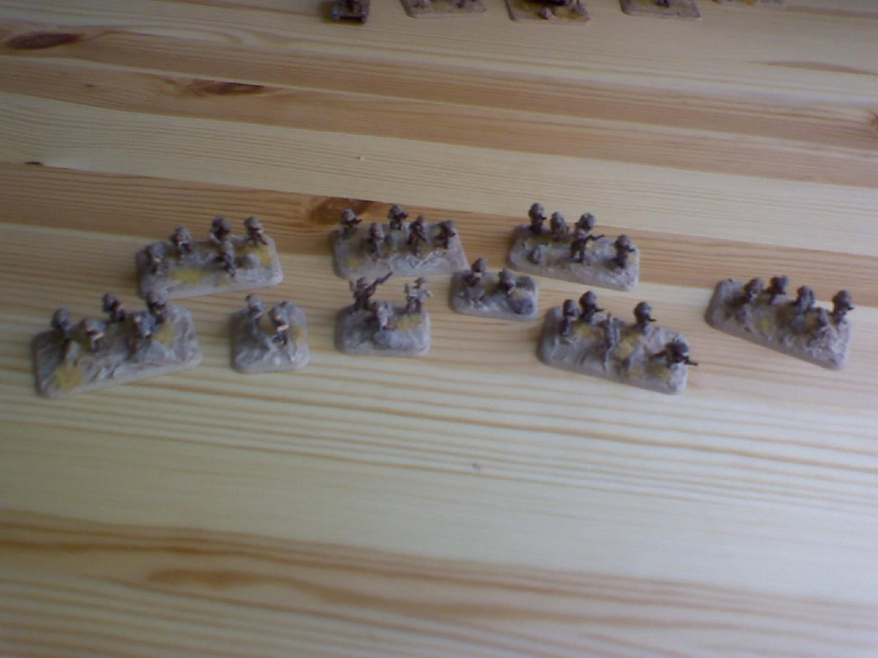 15mm, Anzac, British, Commonwealth, Desert, Flames Of War, Kiwi, Mid-war, New Zealand, North Africa, Rifle Platoon, World War 2
