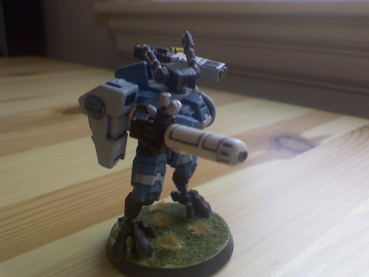 Character, Conversion, Crisis Battlesuit, Fusion Blaster, Headquarters, Jump Infantry, Plasma Rifle, Shield Generator, Xv-8
