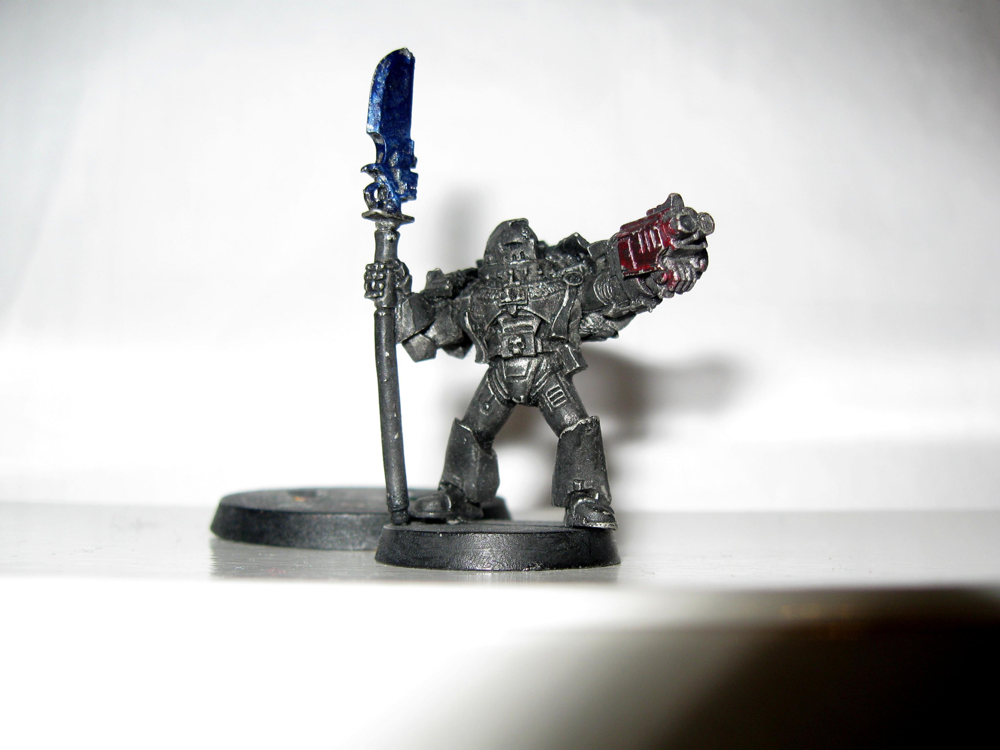 Guardian Grey KNIGHT WIP