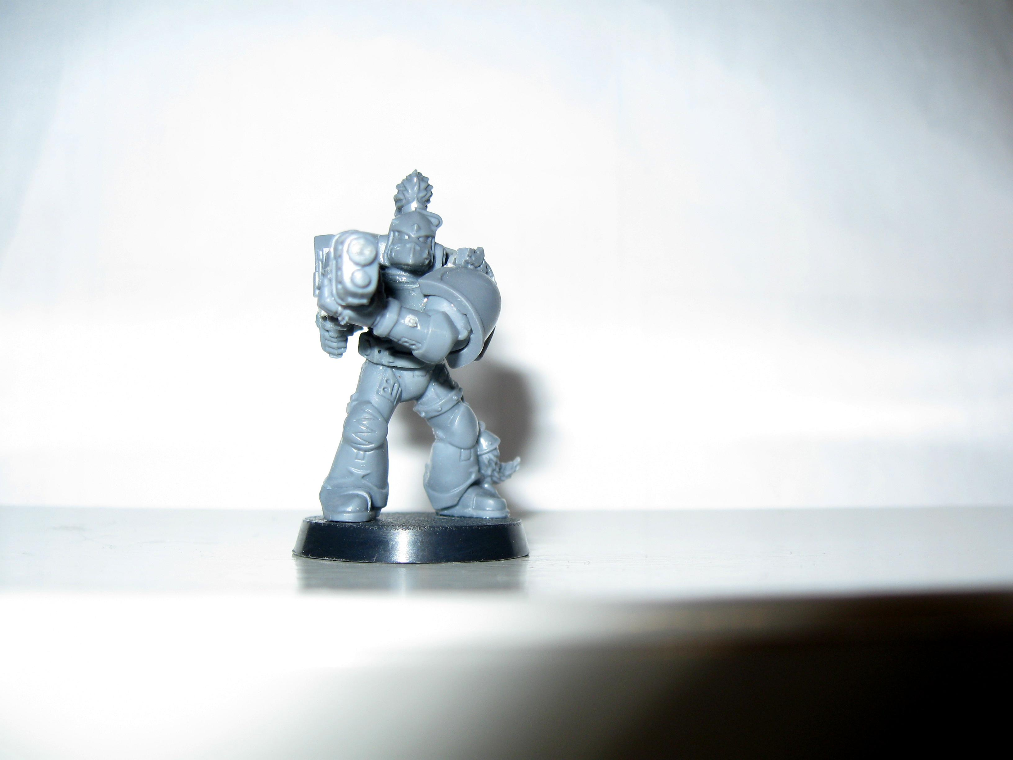 SternGuard Plasma Gunner