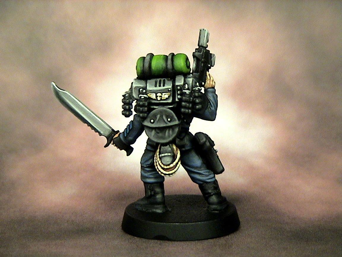 =][=munda, Henchmen, Imperial Guard, Quarter Master, Warhammer 40,000