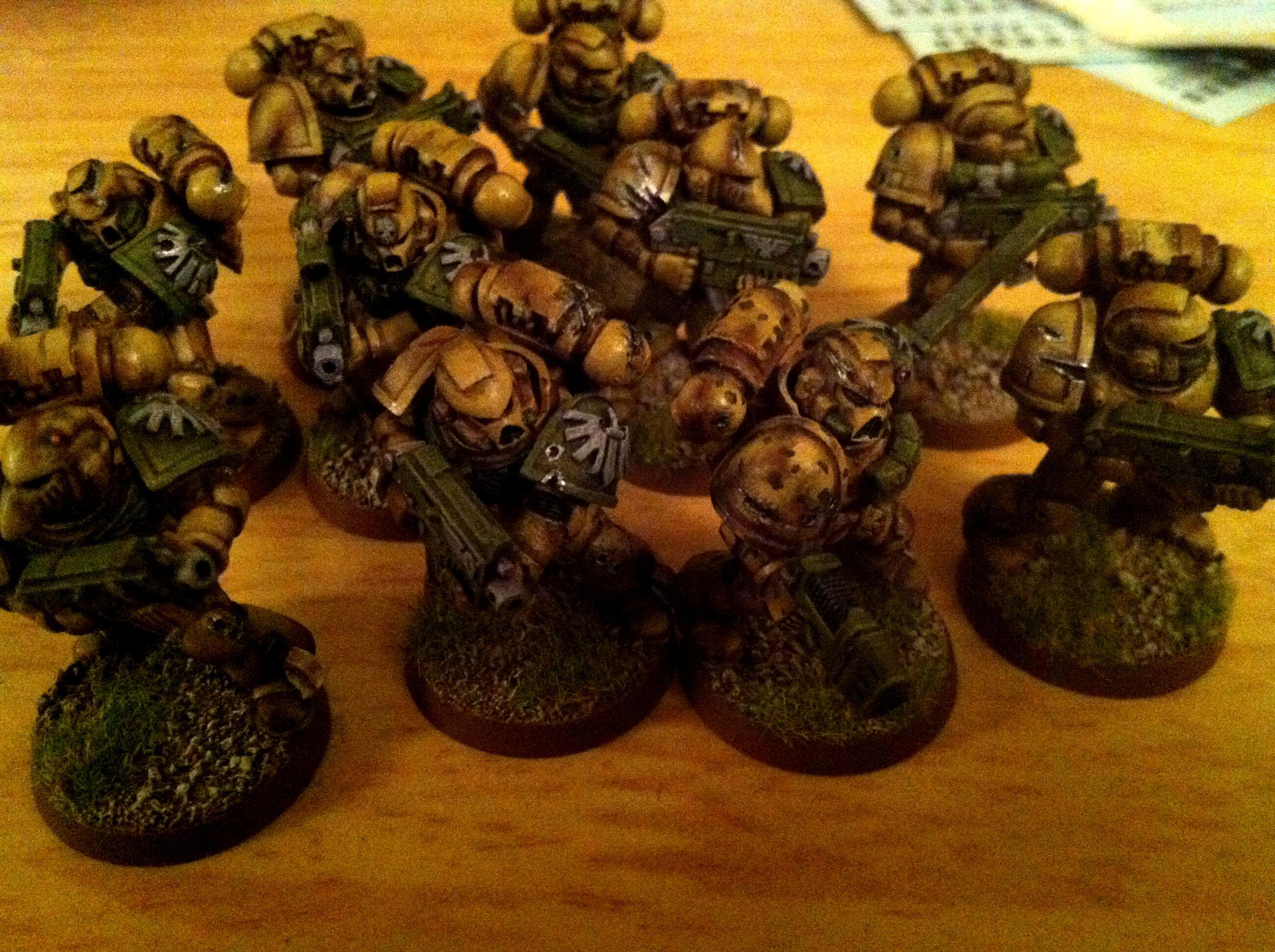 Dark Angels, Space Marines, Warhammer 40,000