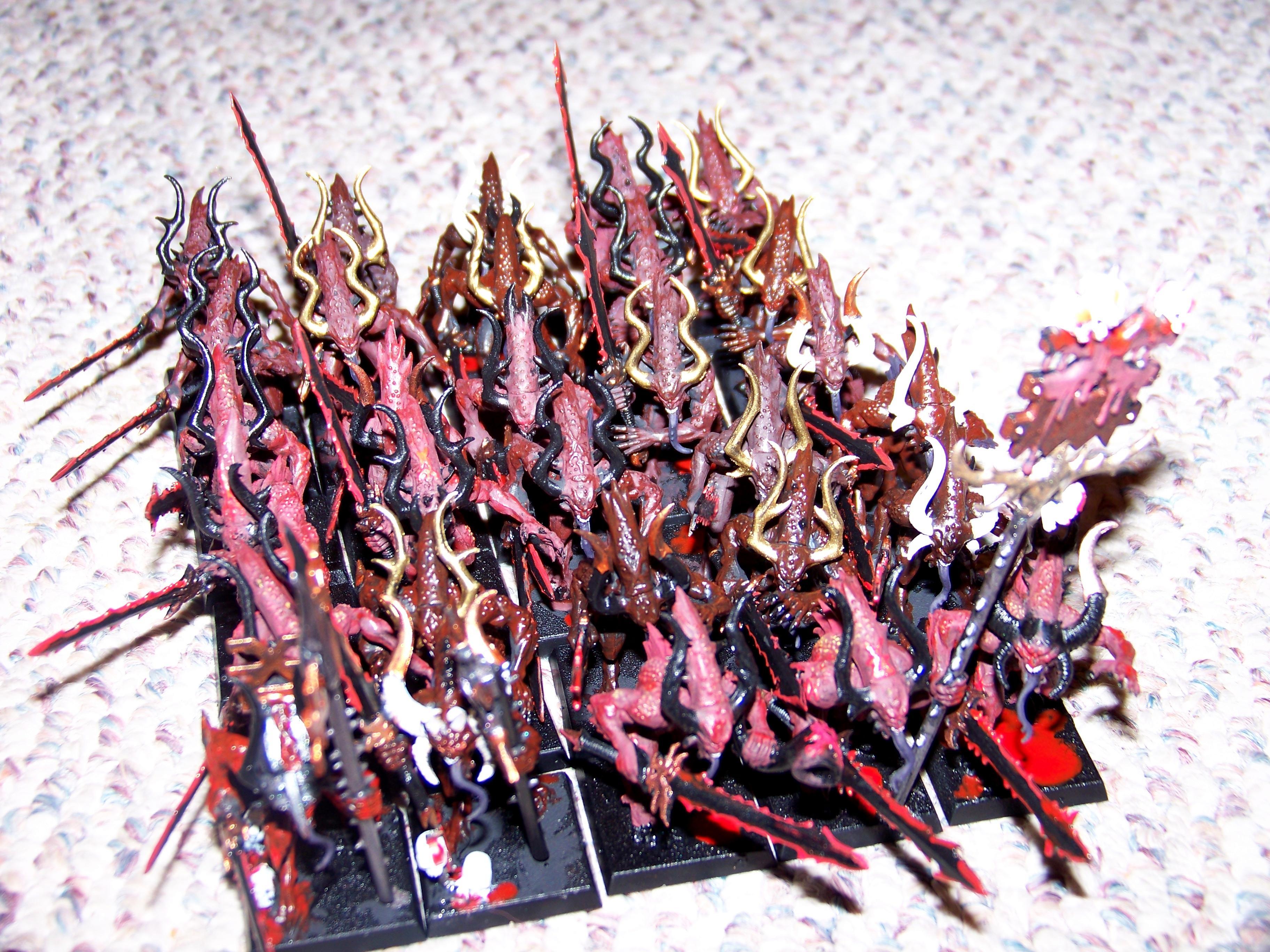 Bloodletters, bloodletter regiment