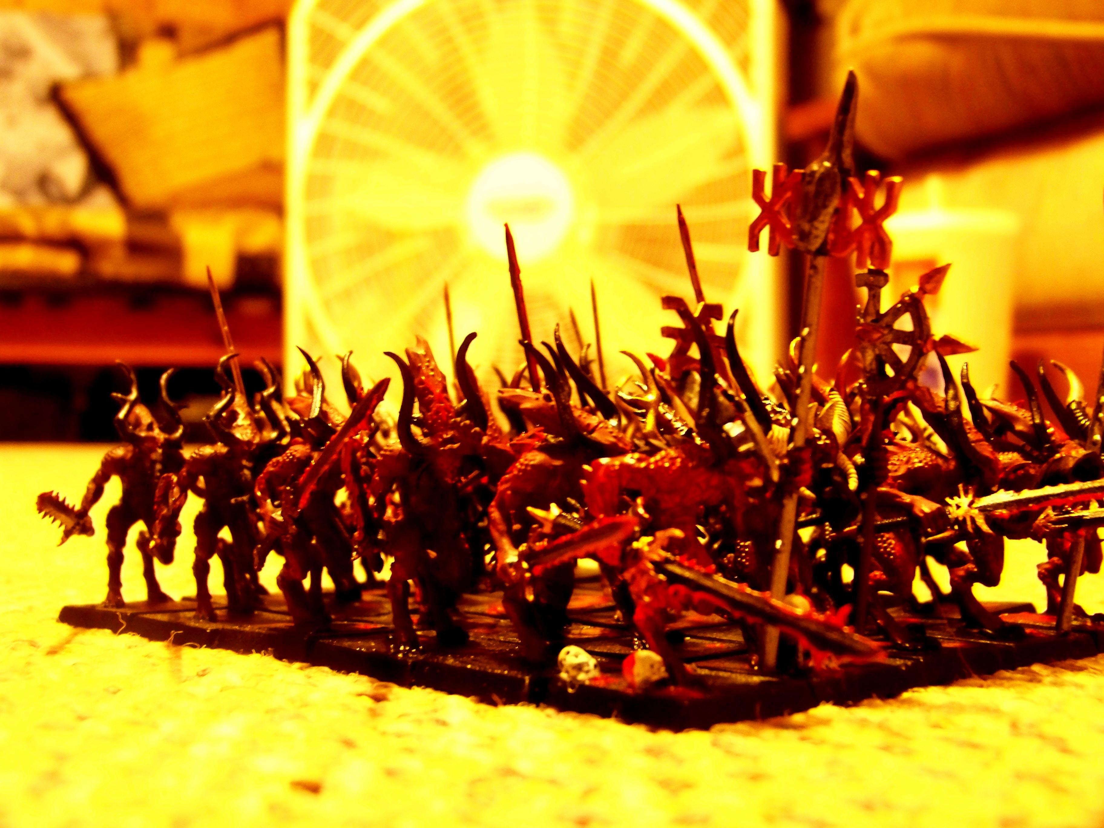 Bloodletters, Bloodletters regiment