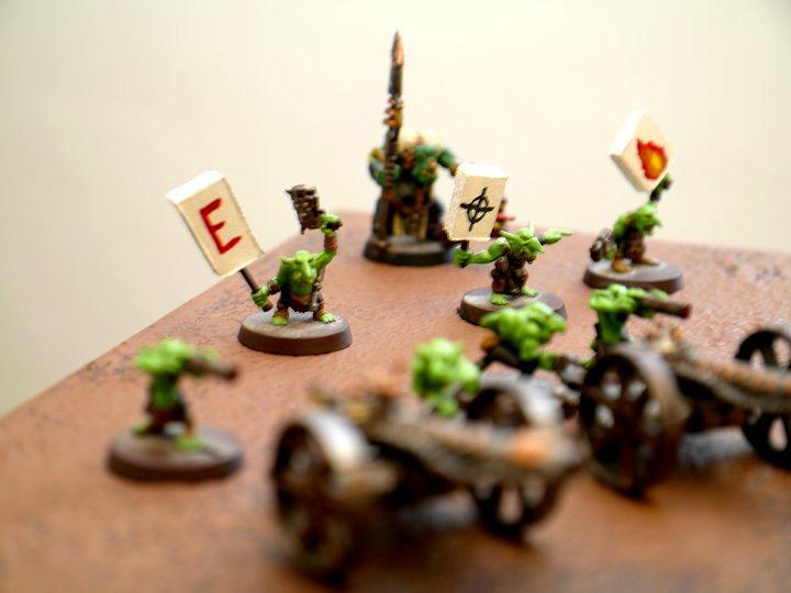40k Orc, 40k Orks, Big Gunz, Grots, Orks, Signs, Space Orc