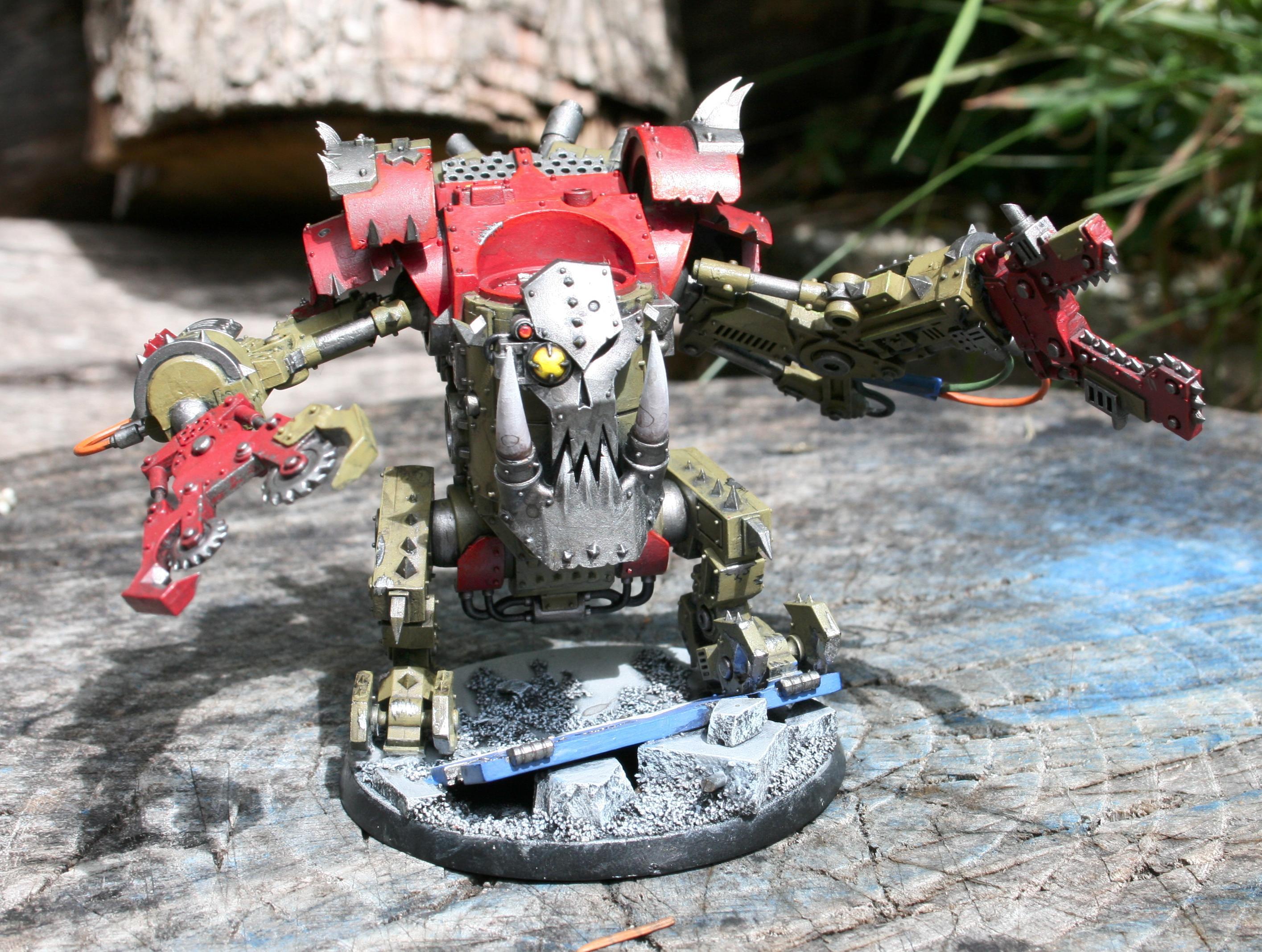 WIP Ork Dread