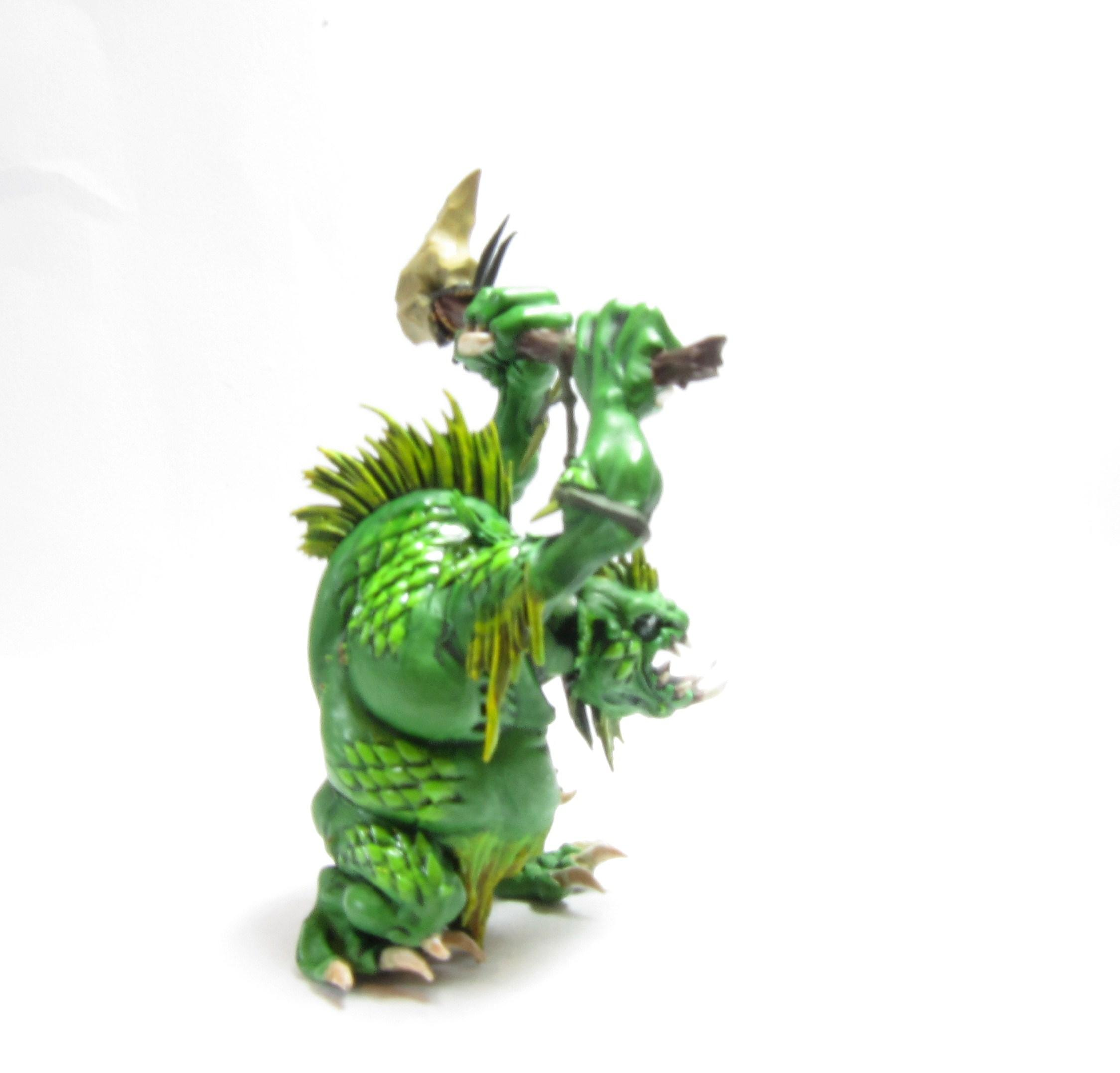 Orcs And Goblins, River Troll, Warhammer Fantasy