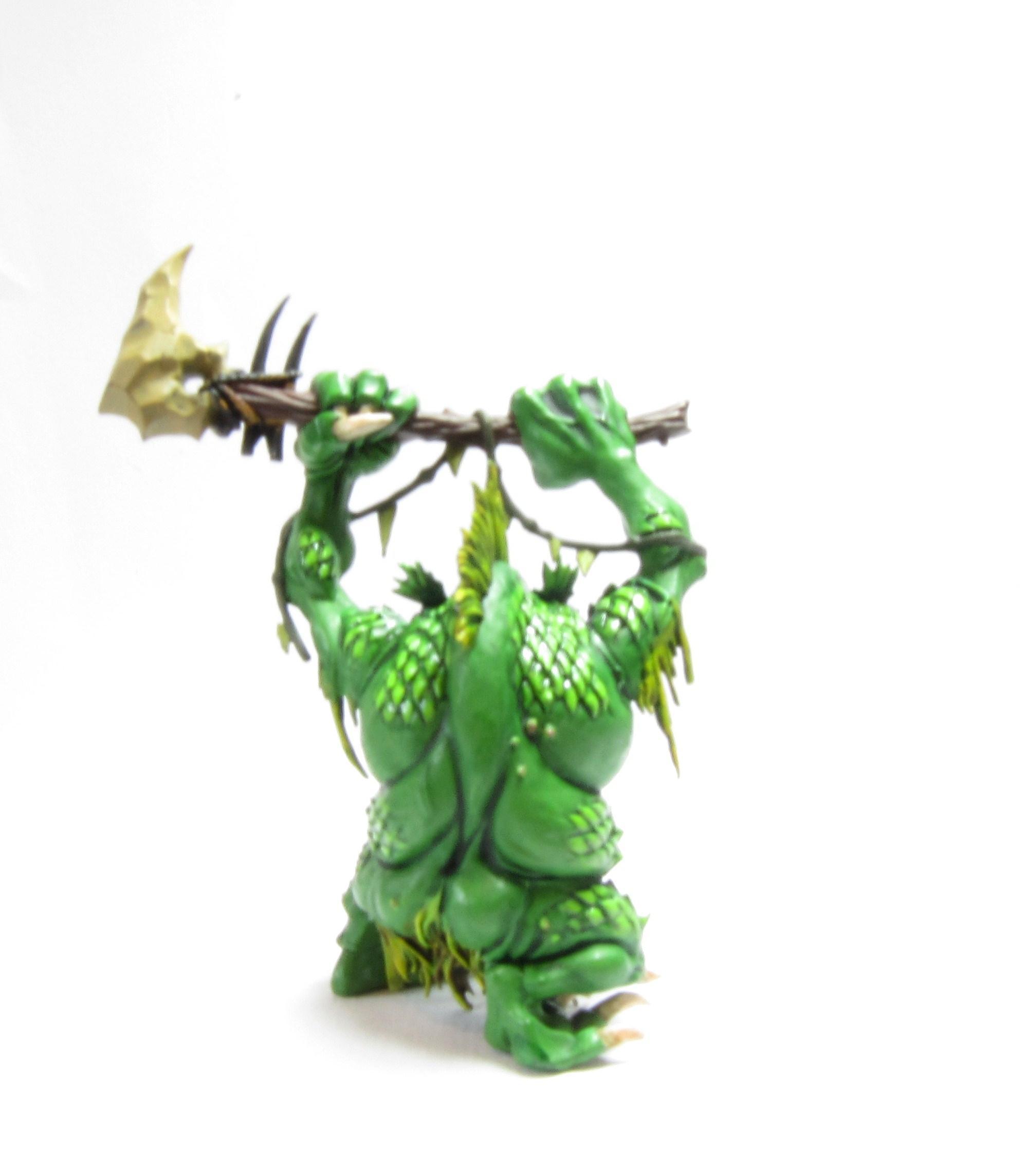 Age Of Sigmar, Fellwater Troggoth, Green, River Troll, Troll, Warhammer Fantasy