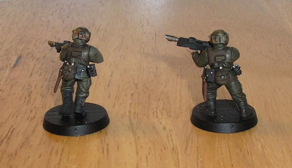 Cadians, Imperial Guard, Vietnam