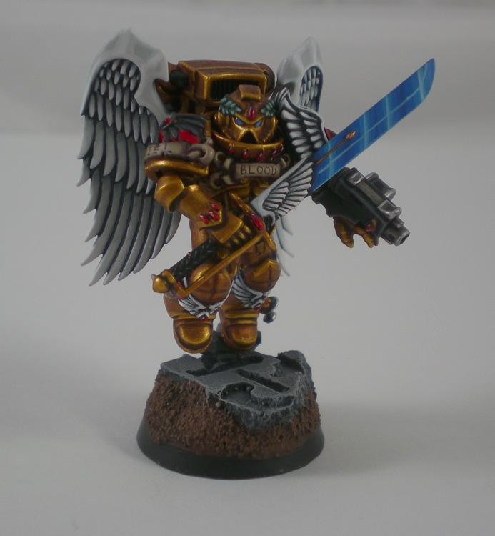 Blood Angels, Sanguinary Guard, Warhammer 40,000