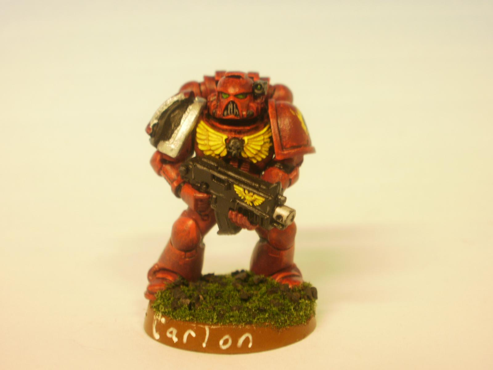 Red Legion - front