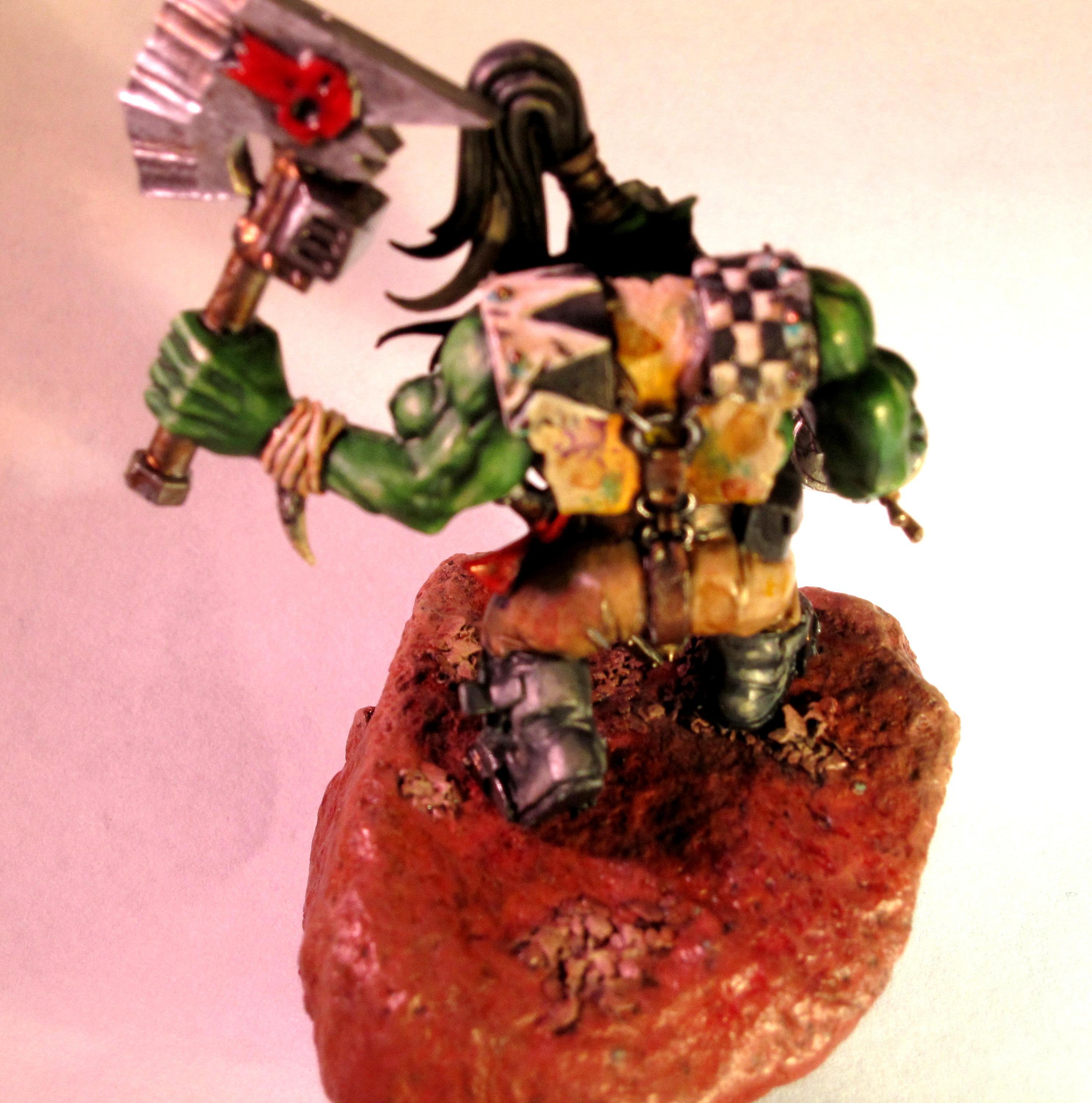 Assault On Black Reach, Nob, Orks