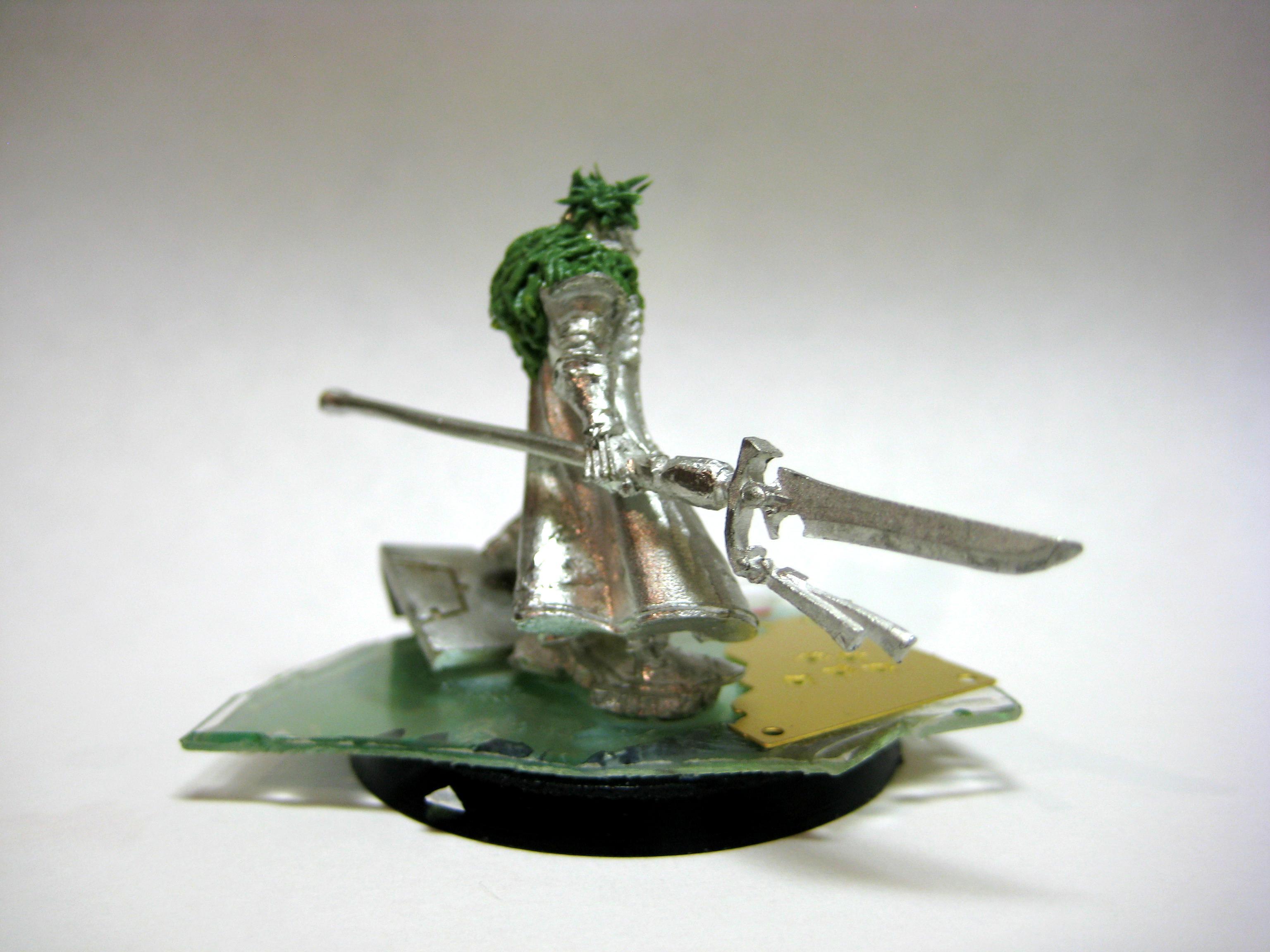 Conversion, Inquisitor, Necromunda, Warhammer 40,000