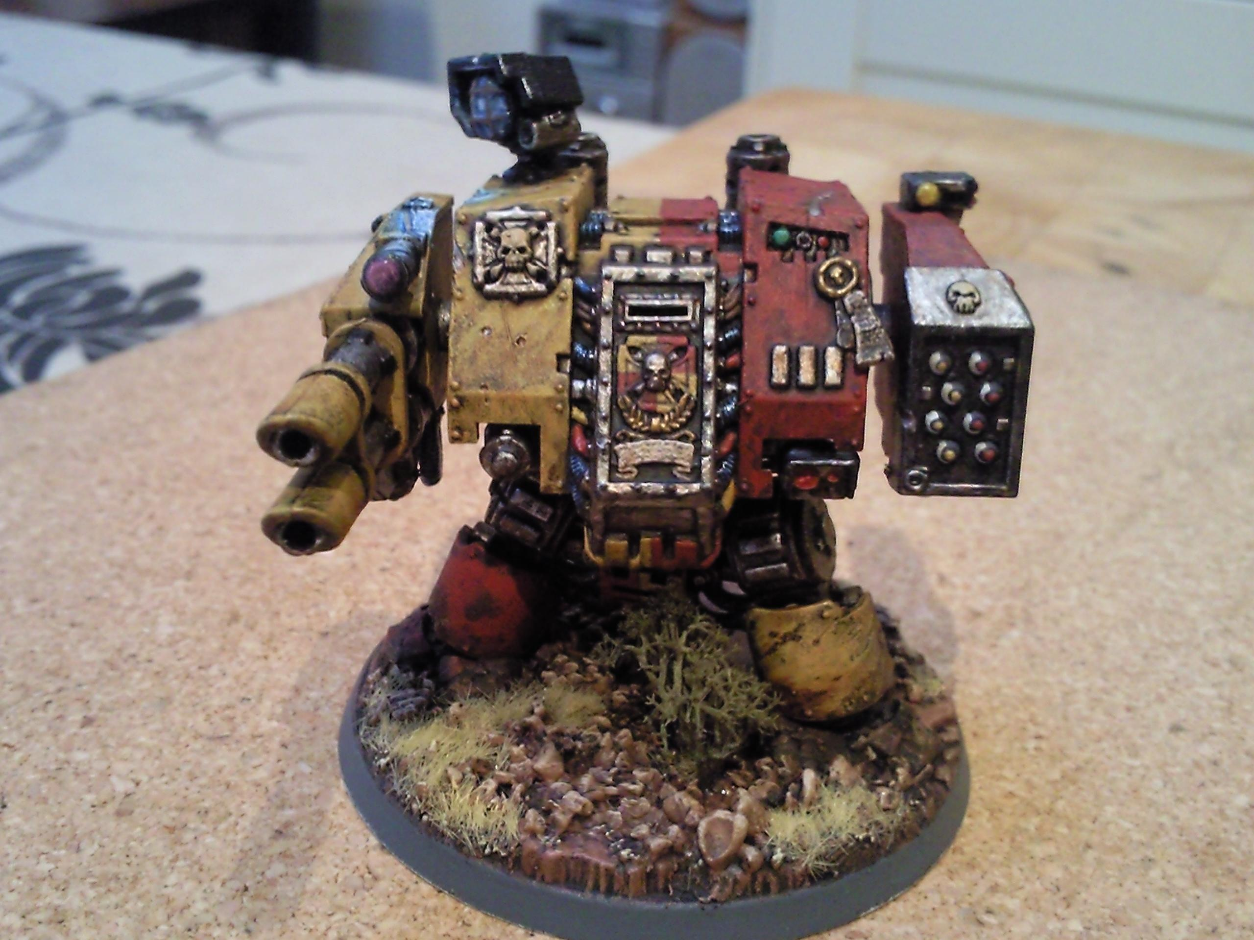 Dirty, Griffon, Griffons, Howling, Space, Space Marines