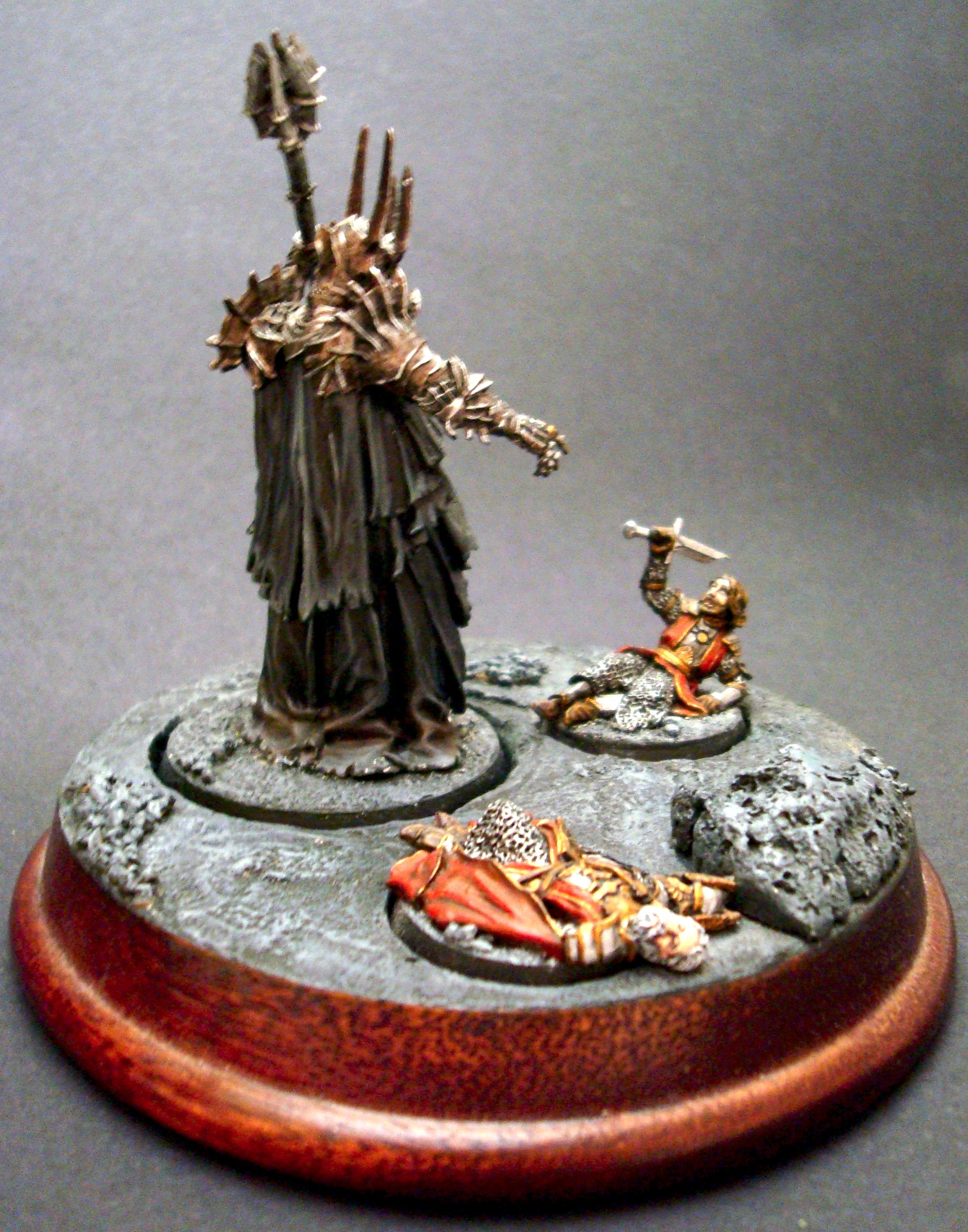 Diorama, Lord Of The Rings, Sauron