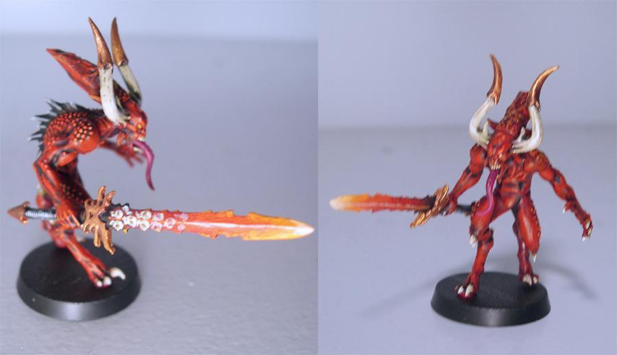 Bloodletters, Daemons