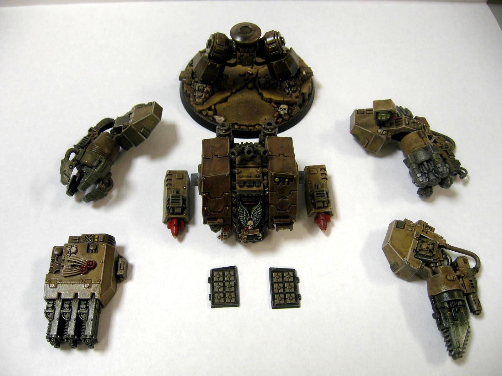 Dreadnought, Ironclad, Shadowbreakers, Space Marines