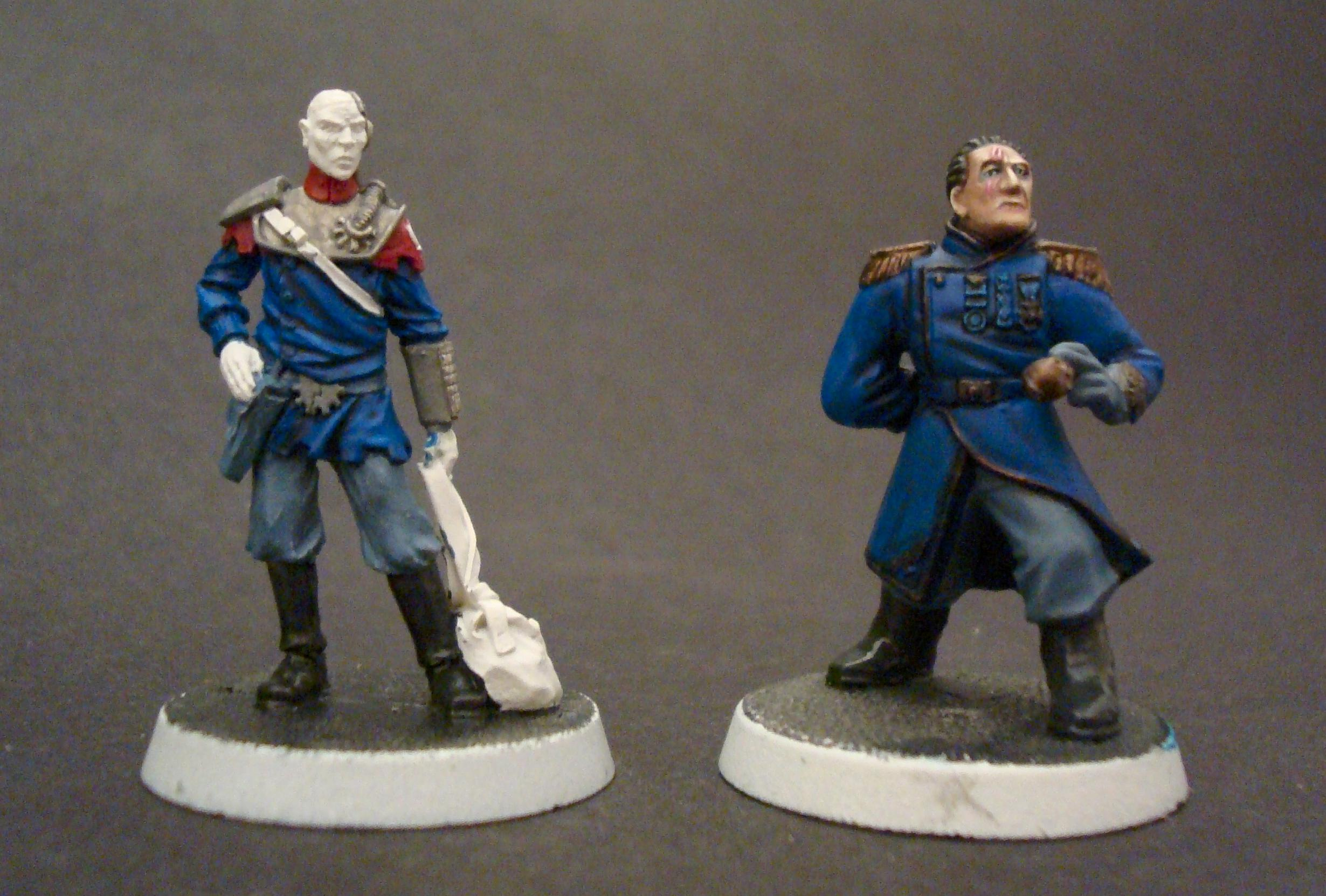 Commander, Imperial Guard, Imperial Navy, Navy