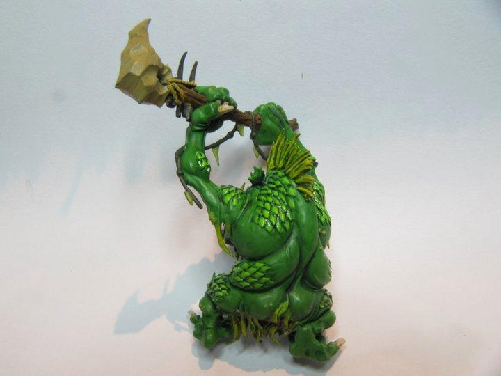 River Troll, Warhammer Fantasy