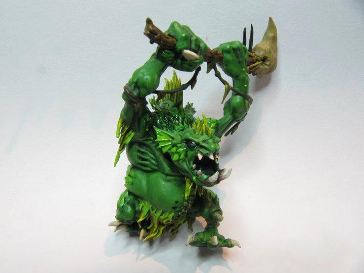 Green, River Troll