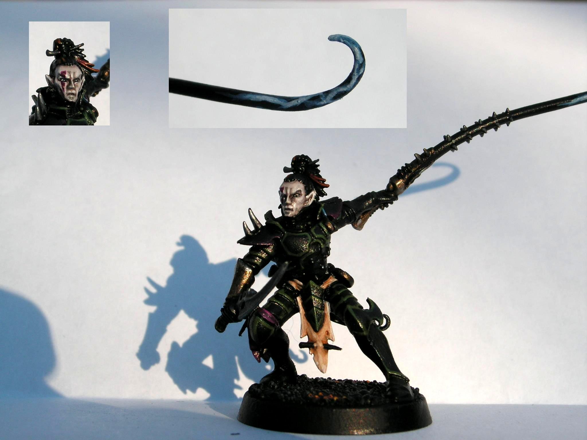 Dark Eldar, Sybarite, Warriors