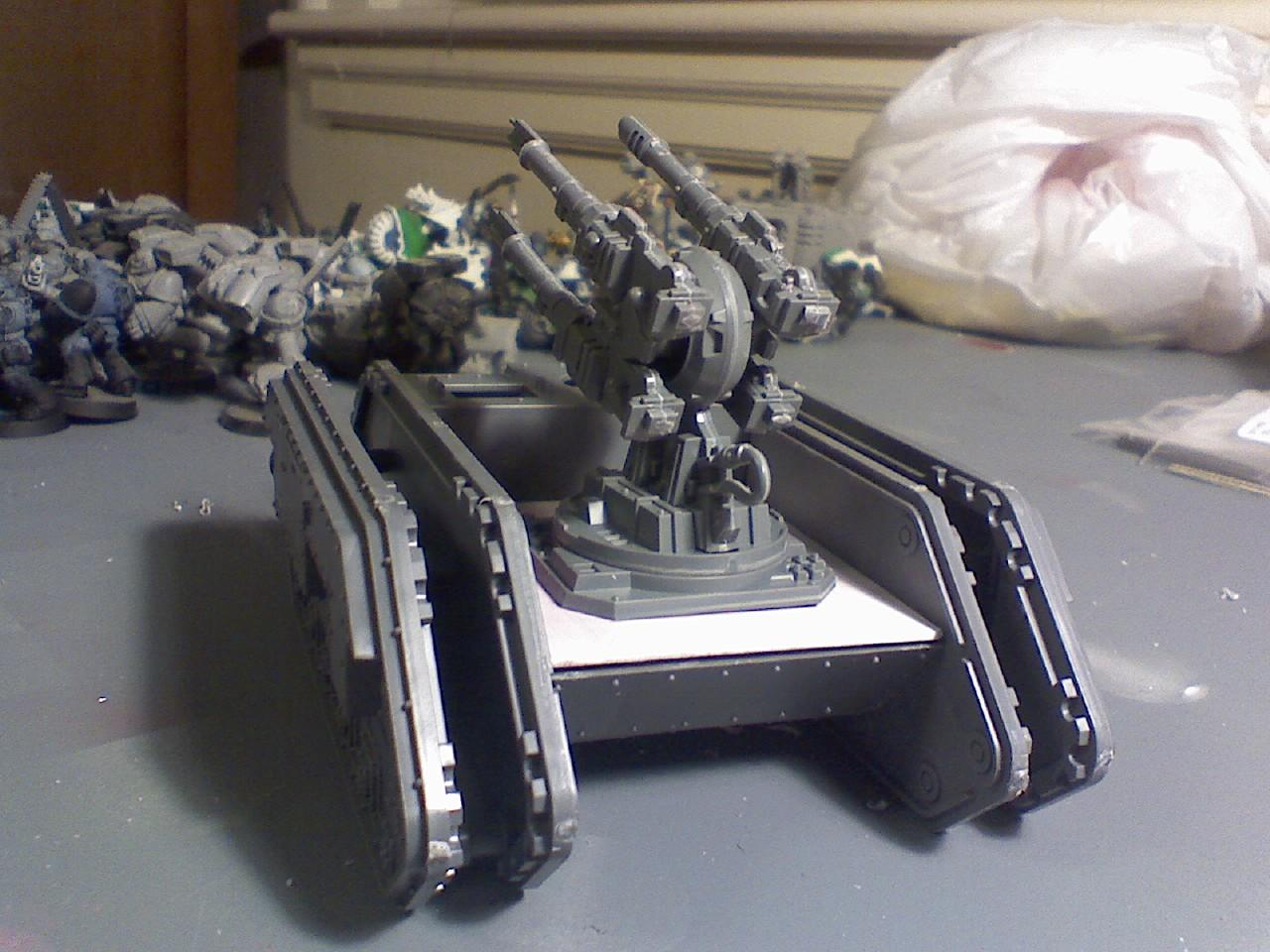 Chimera, Conversion, Hydra, Imperial Guard, Warhammer 40,000, Work In Progress