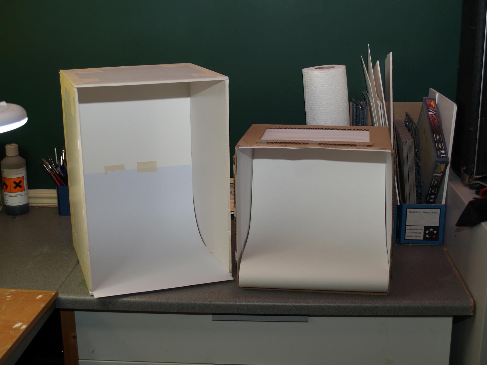 Box, Light, Lightbox, Photo