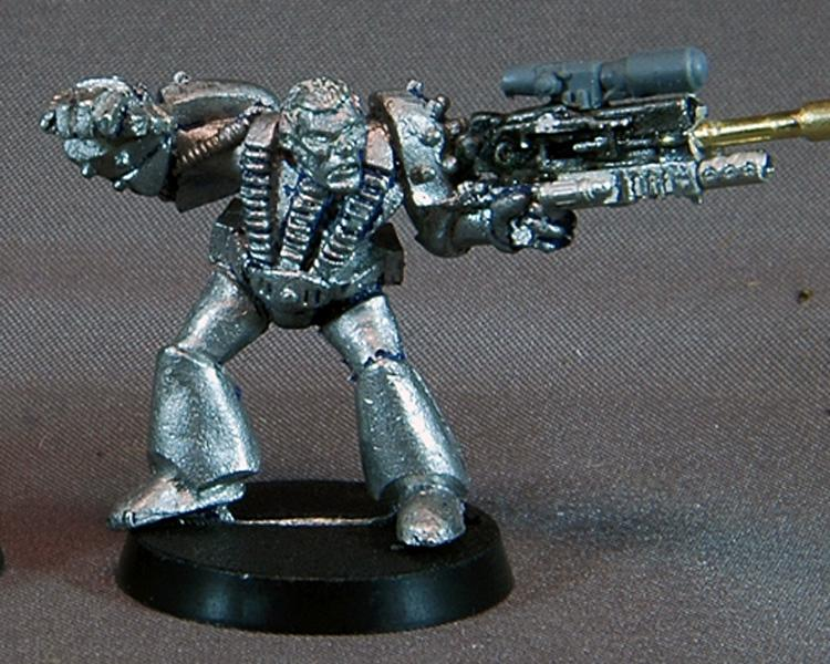 Rogue Trader, Space Marines, Stearnguard