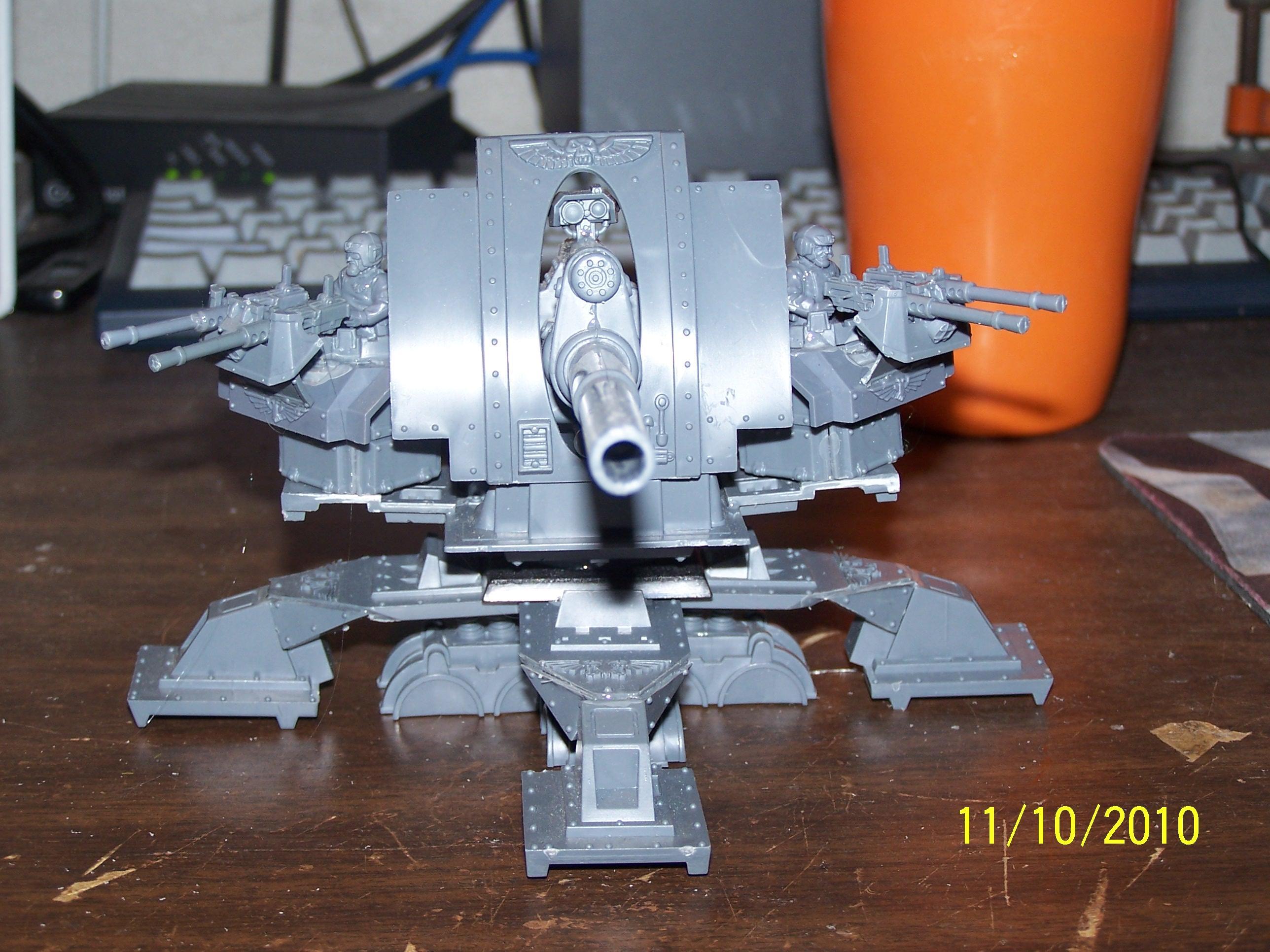 Basilisk, Imperial Guard, Warhammer 40,000