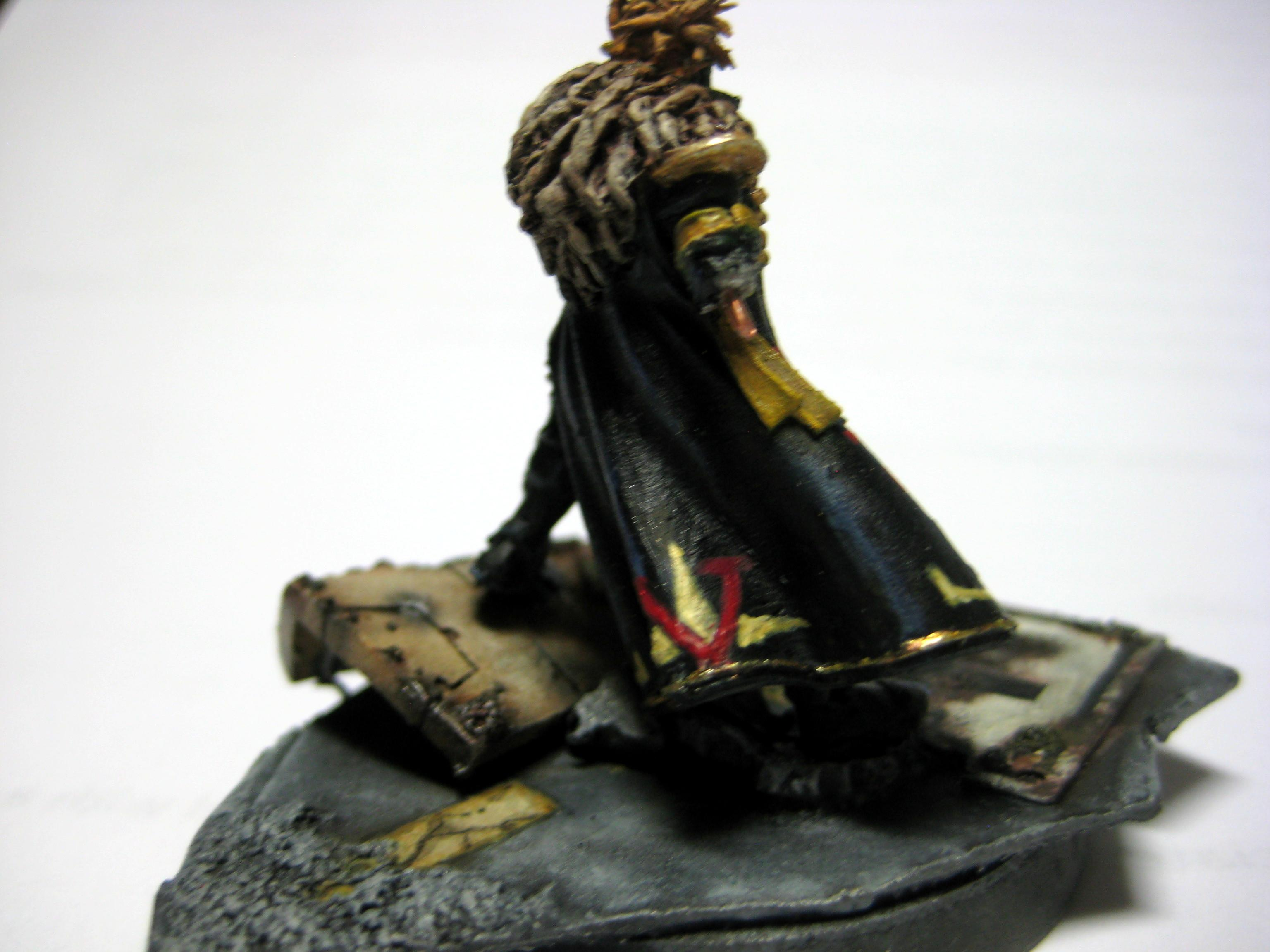 Conversion, Inquisitor, Necromunda, Work In Progress