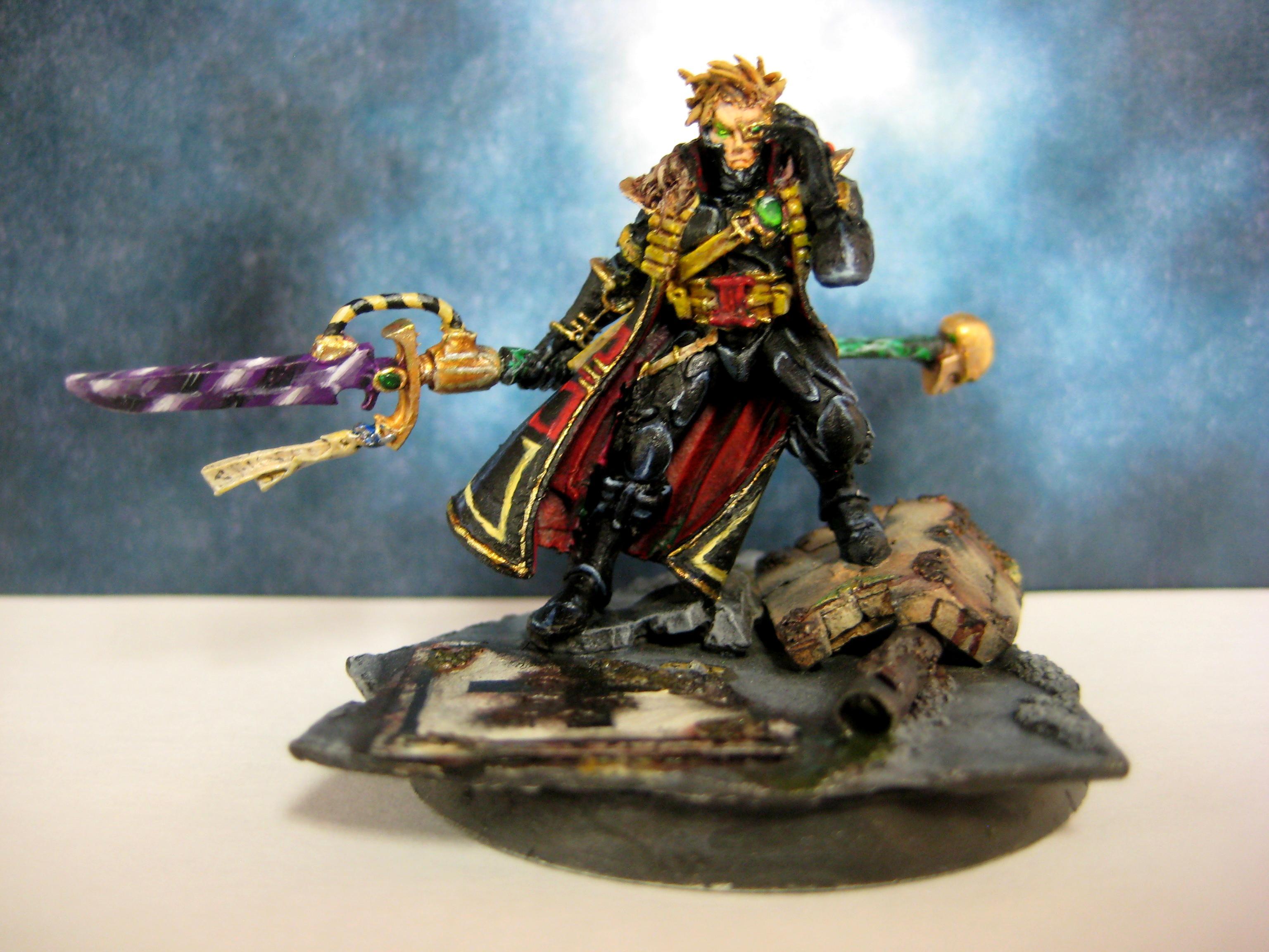 Conversion, Inquisitor, Necromunda