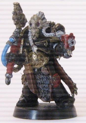 Chaplains, Space Marines, Space Wolfs, Wolf Priest