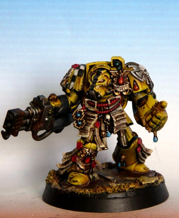 Badab War, Heavy Flamer, Lamenters, Space Hulk, Space Marines, Terminator Armor