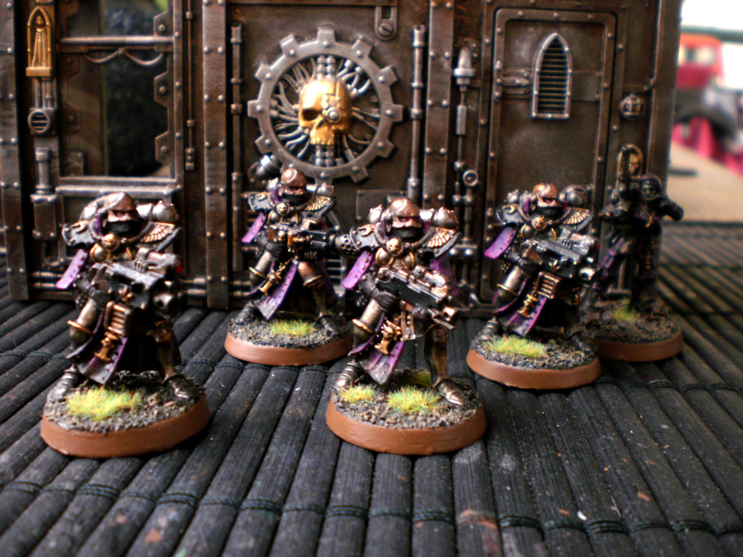 Daemons, Grey Knights, Hunter, Hunters, Inquisition, Noel, Seraphim, Sisters Of Battle, Witch