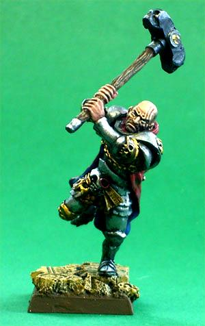 28mm, Character, Empire, Headquarters, Infantry, Priest, Priest Of Sigmar, Warhammer Fantasy