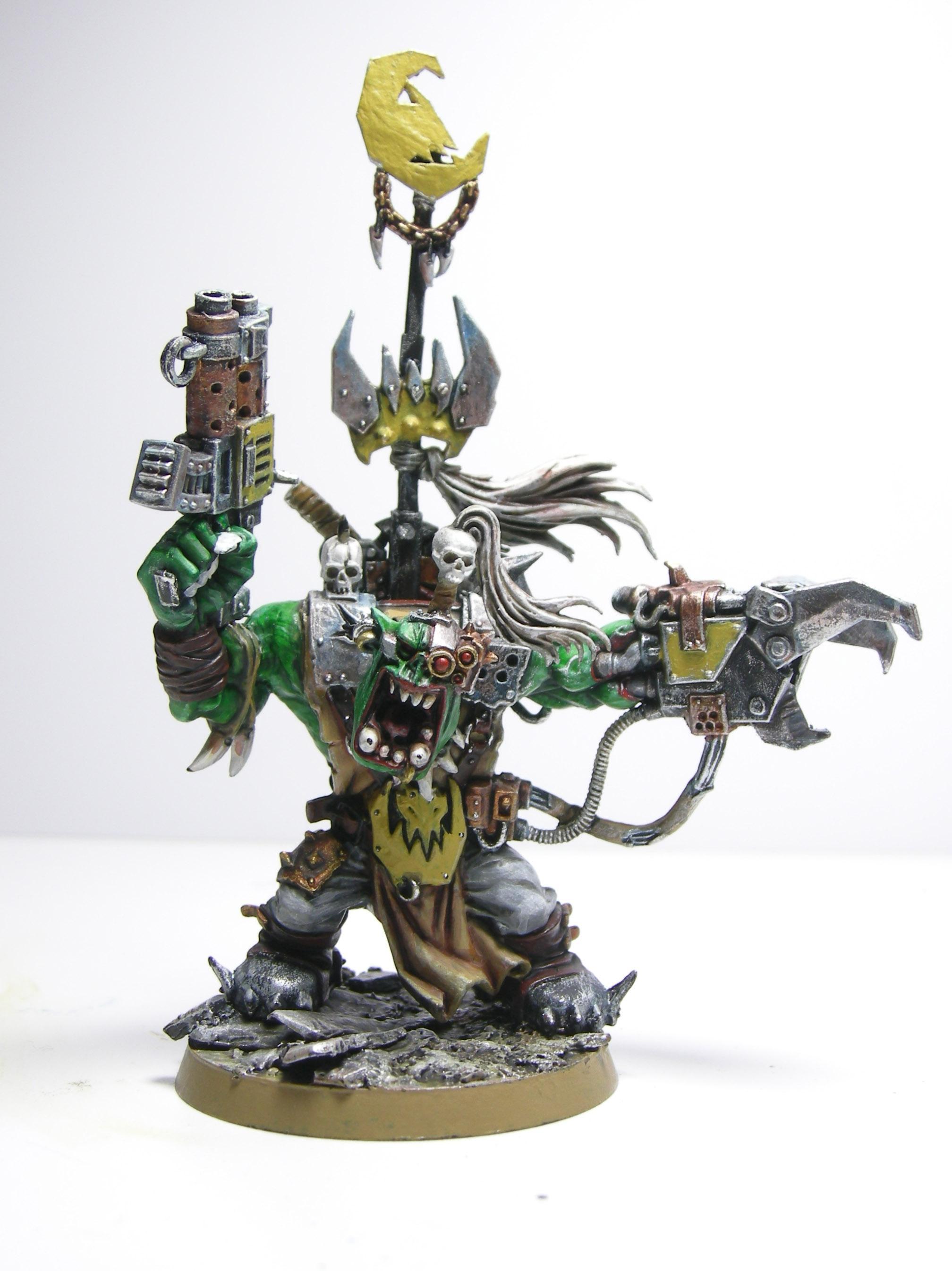 Orks, WarBoss