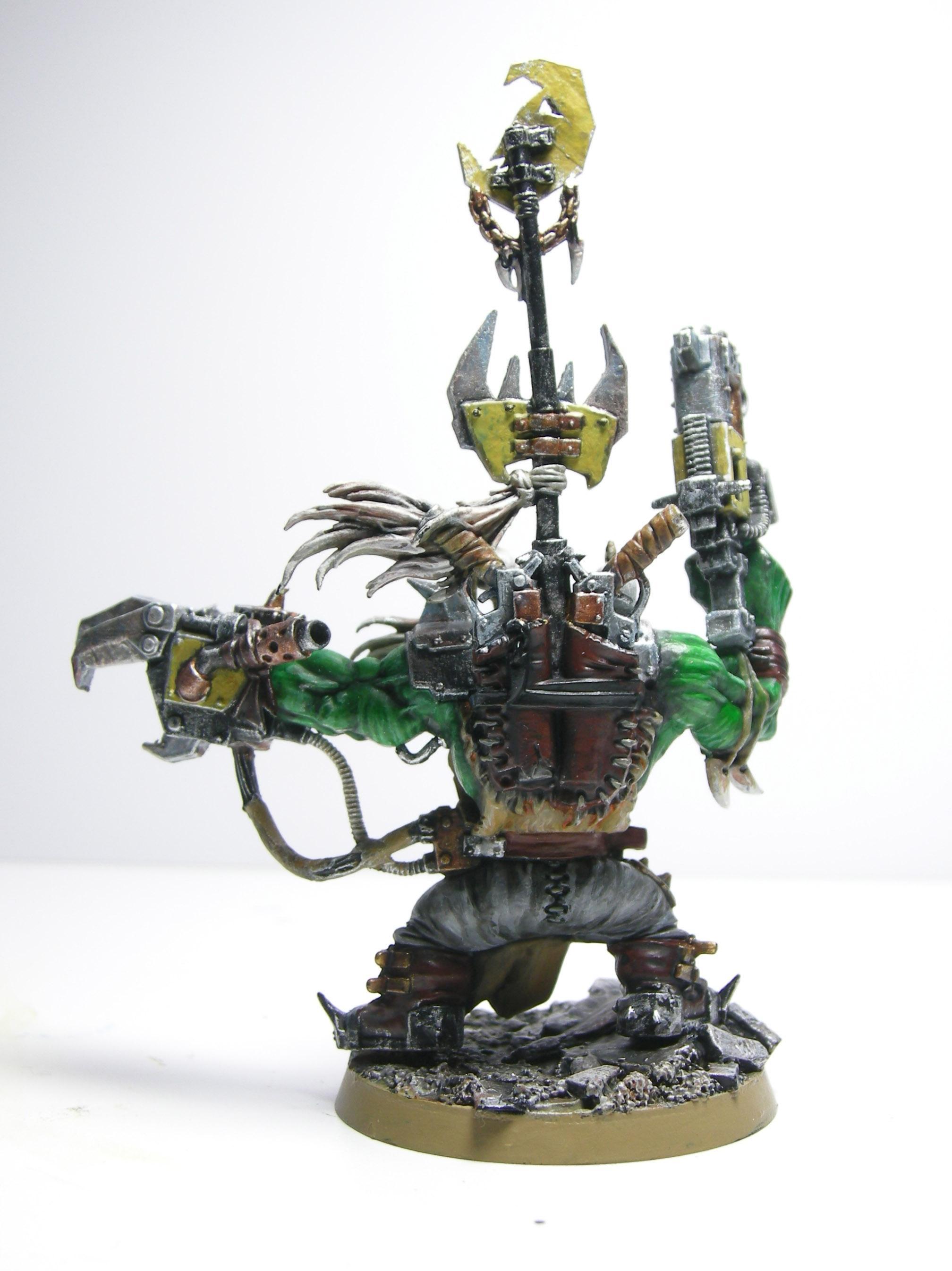 Orks, Orks WarBoss of BadMoons