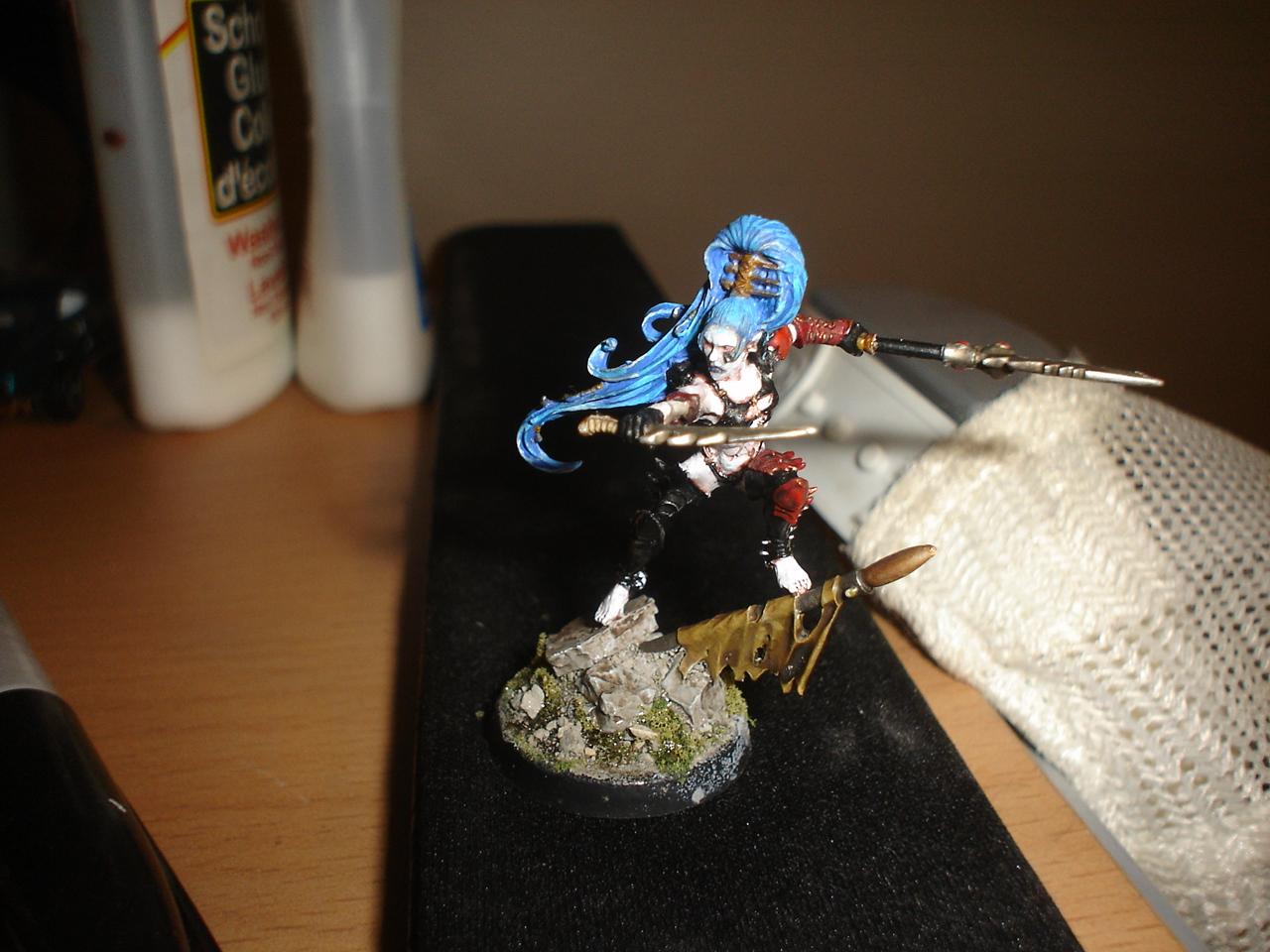 The other army I am starting..(Got a good seat on the Band wagon...)