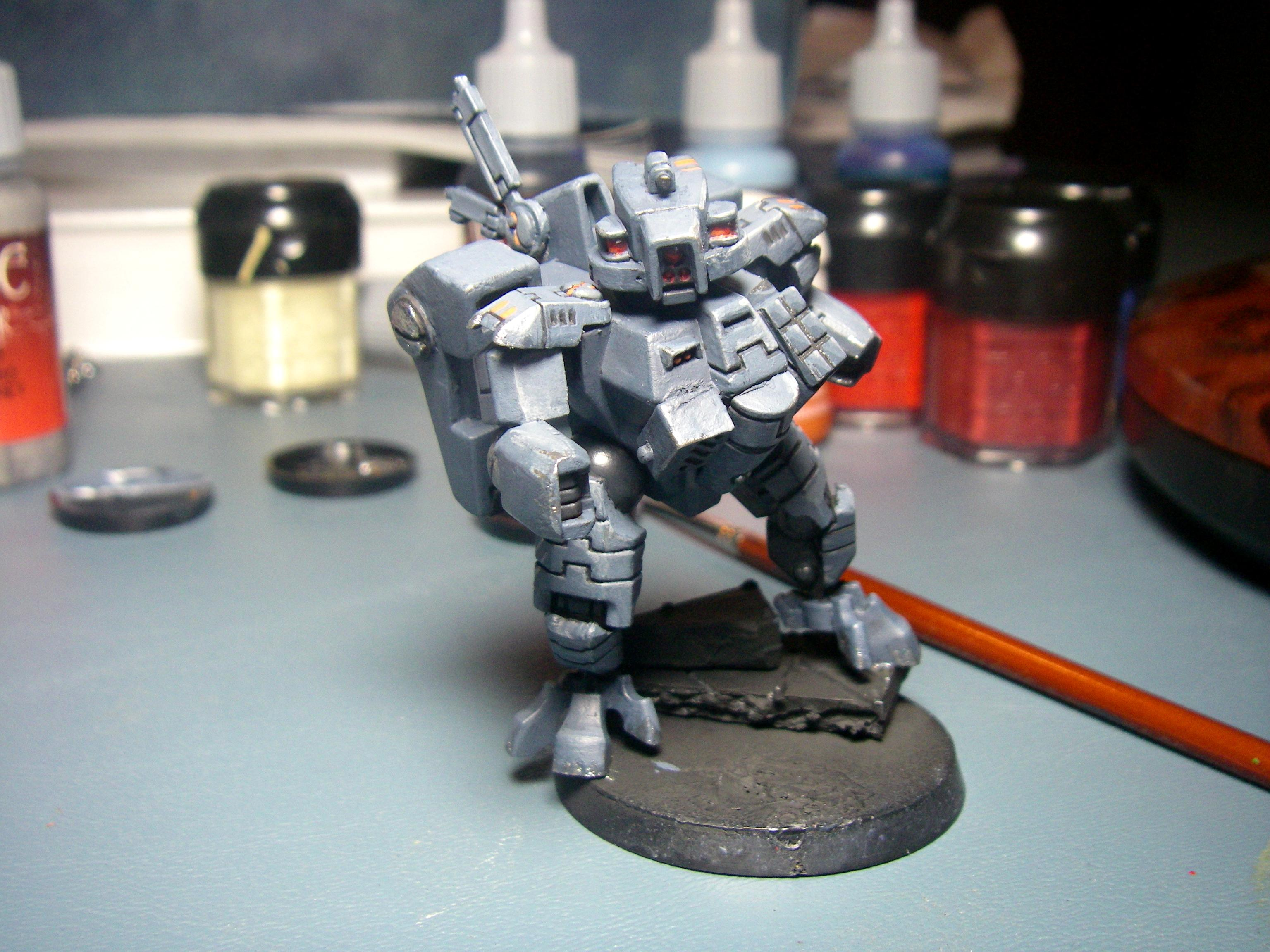 Suit, Tau, Tau Conversion, Tau Crisis Suit, Xv-8