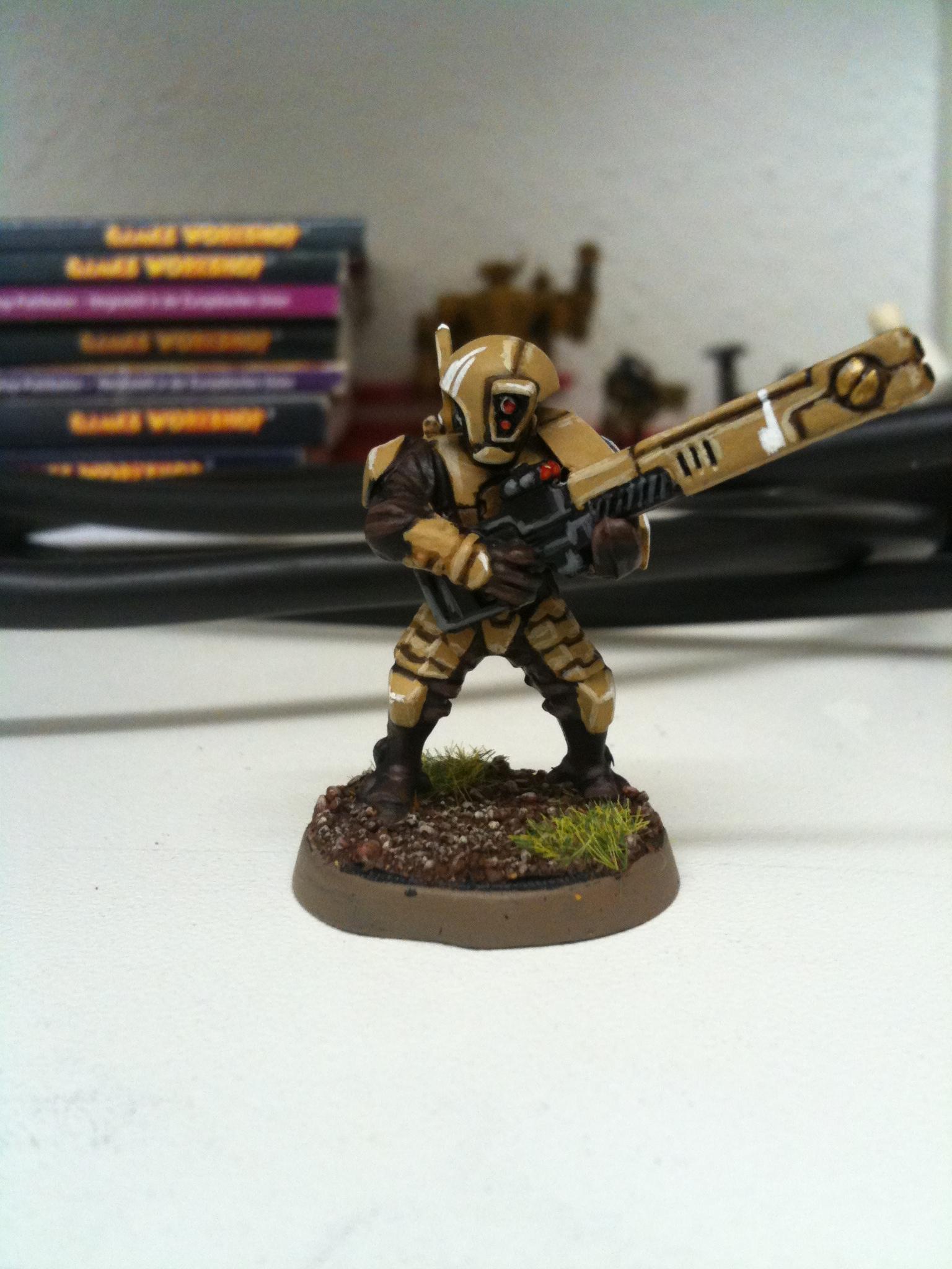 Fire Warriors, Tau, Tutorial, Warhammer 40,000, Xenos