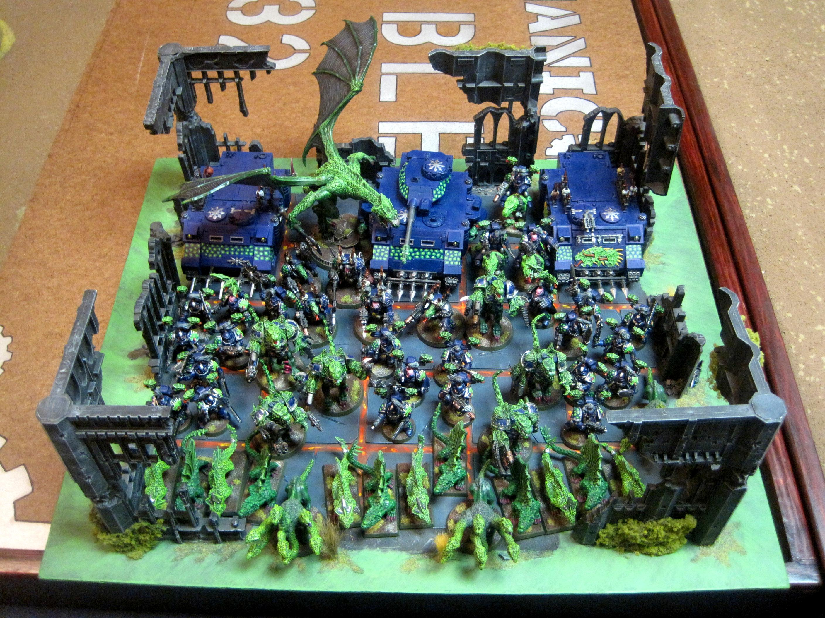 2010, Alpha Legion, Chaos Space Marines, Grand Tournament, Mechanicon